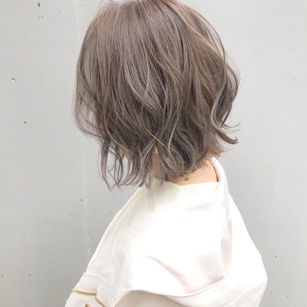 デート アンニュイほつれヘア ボブ ヘアアレンジ ヘアスタイルや髪型の写真・画像 | 『ボブ美容師』永田邦彦 表参道 / send by HAIR
