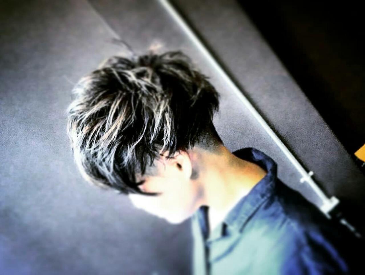 ショート 大人女子 グレージュ 外国人風 ヘアスタイルや髪型の写真・画像 | カマイリョウスケ / 極東undergroundparade