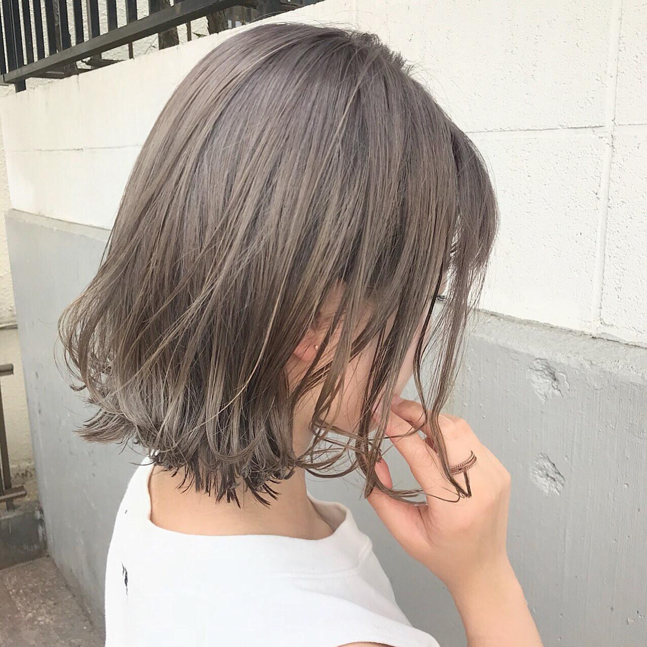 オフィス フェミニン 透明感 ヘアアレンジ ヘアスタイルや髪型の写真・画像   落合 健二 / hair ales