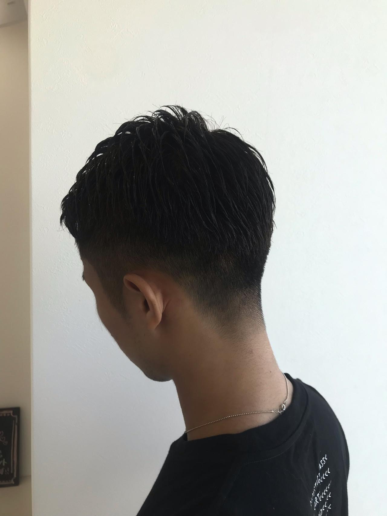 メンズカット メンズスタイル ショート メンズヘアヘアスタイルや髪型の写真・画像