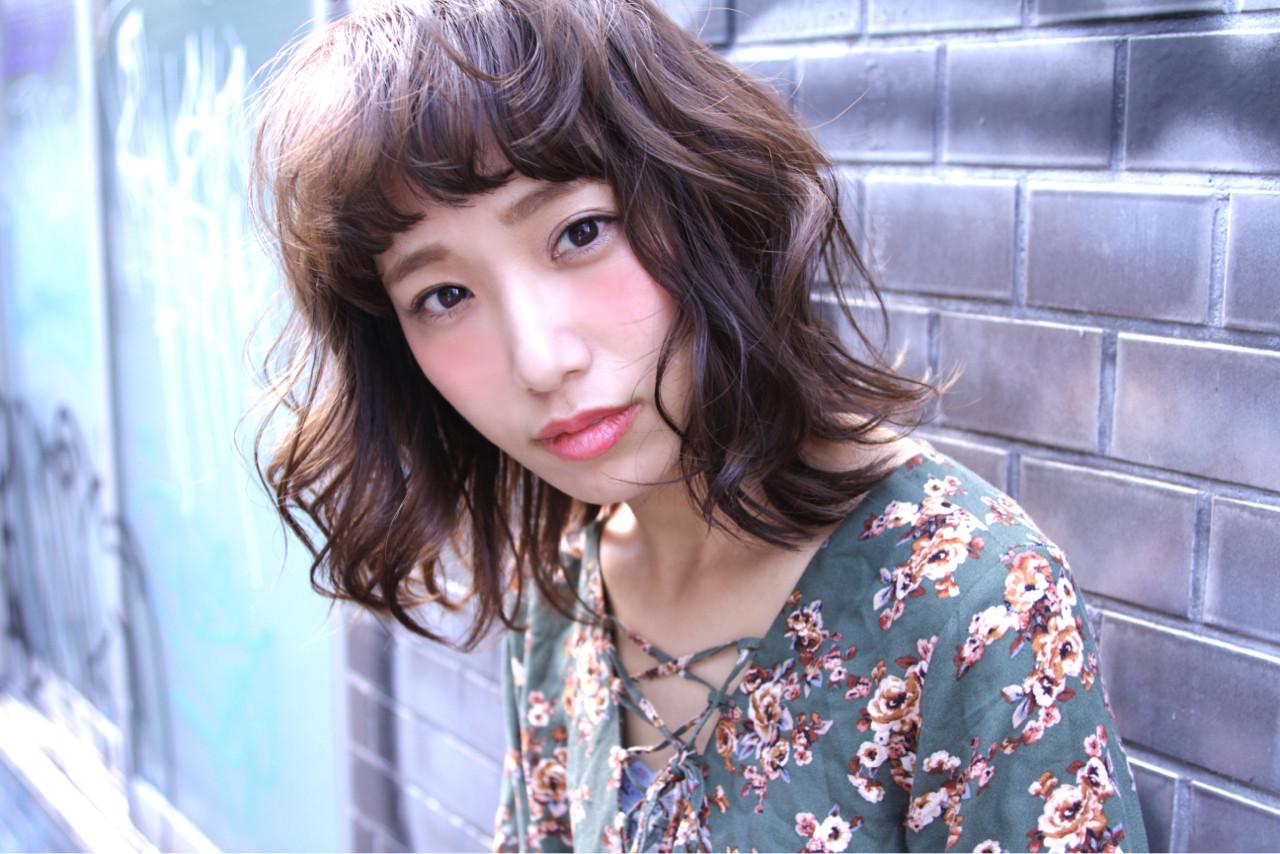 ガーリー 大人女子 ゆるふわ こなれ感 ヘアスタイルや髪型の写真・画像   清水 孝純 / Rose