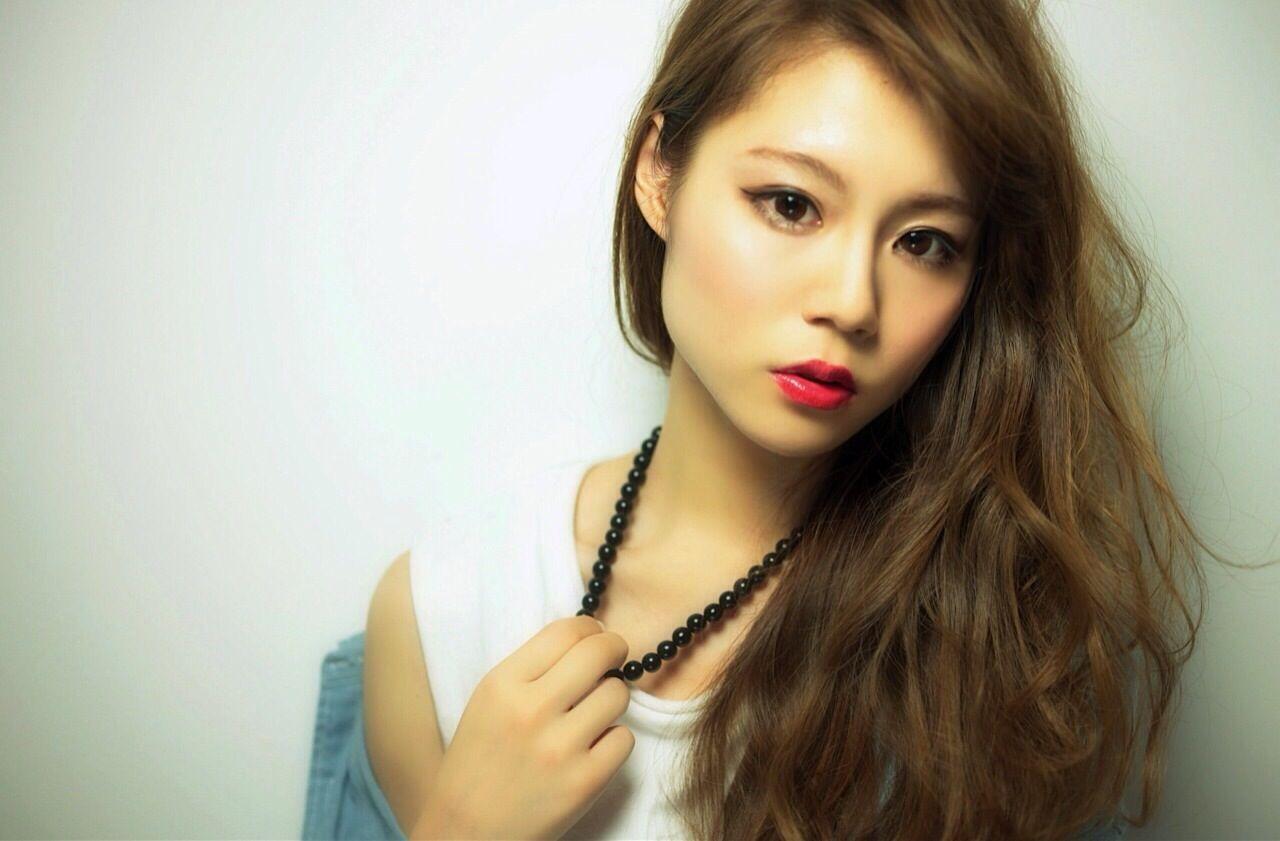 ロング 大人かわいい コンサバ ショート ヘアスタイルや髪型の写真・画像 | 稲田 梨乃 /