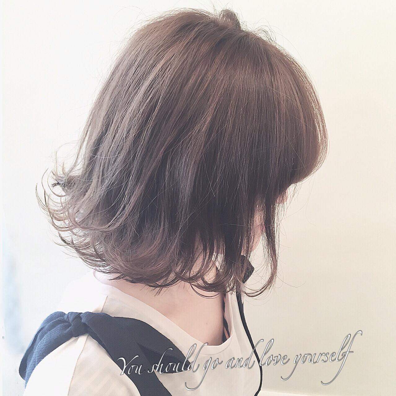 ズルいくらいに可愛いの♡ボブ×外ハネに「+○○」で最上級の私に。 落合 健二 / hair ales
