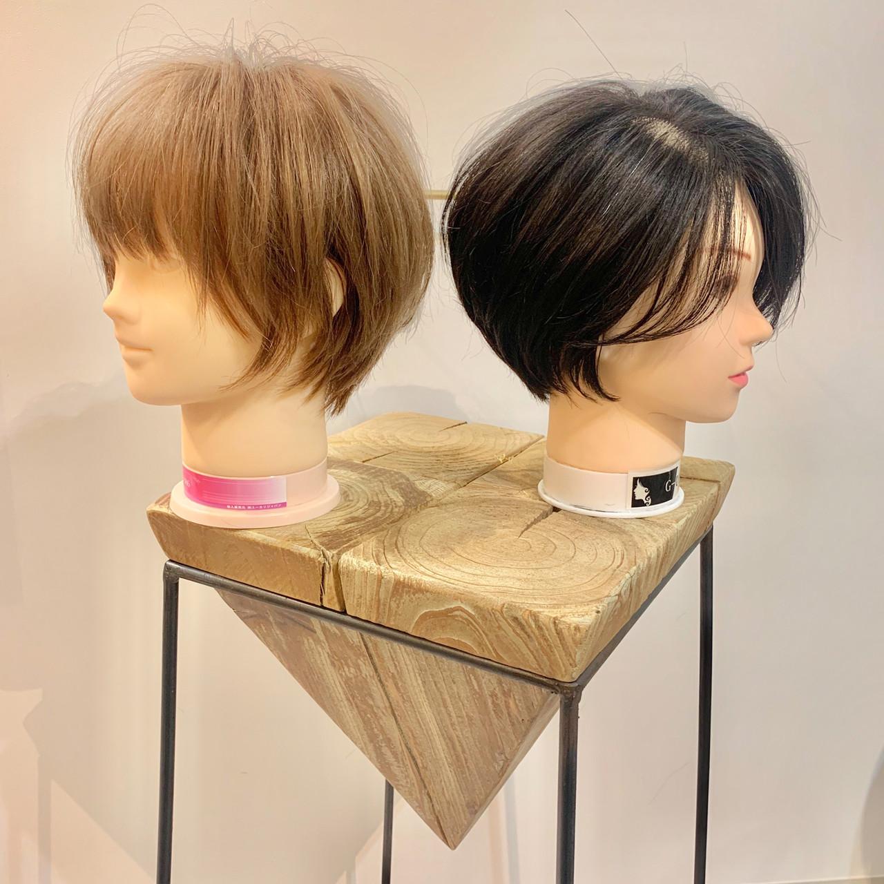 スポーツ ナチュラル デート 簡単ヘアアレンジ ヘアスタイルや髪型の写真・画像 | ショートボブの匠【 山内大成 】『i.hair』 / 『 i. 』 omotesando