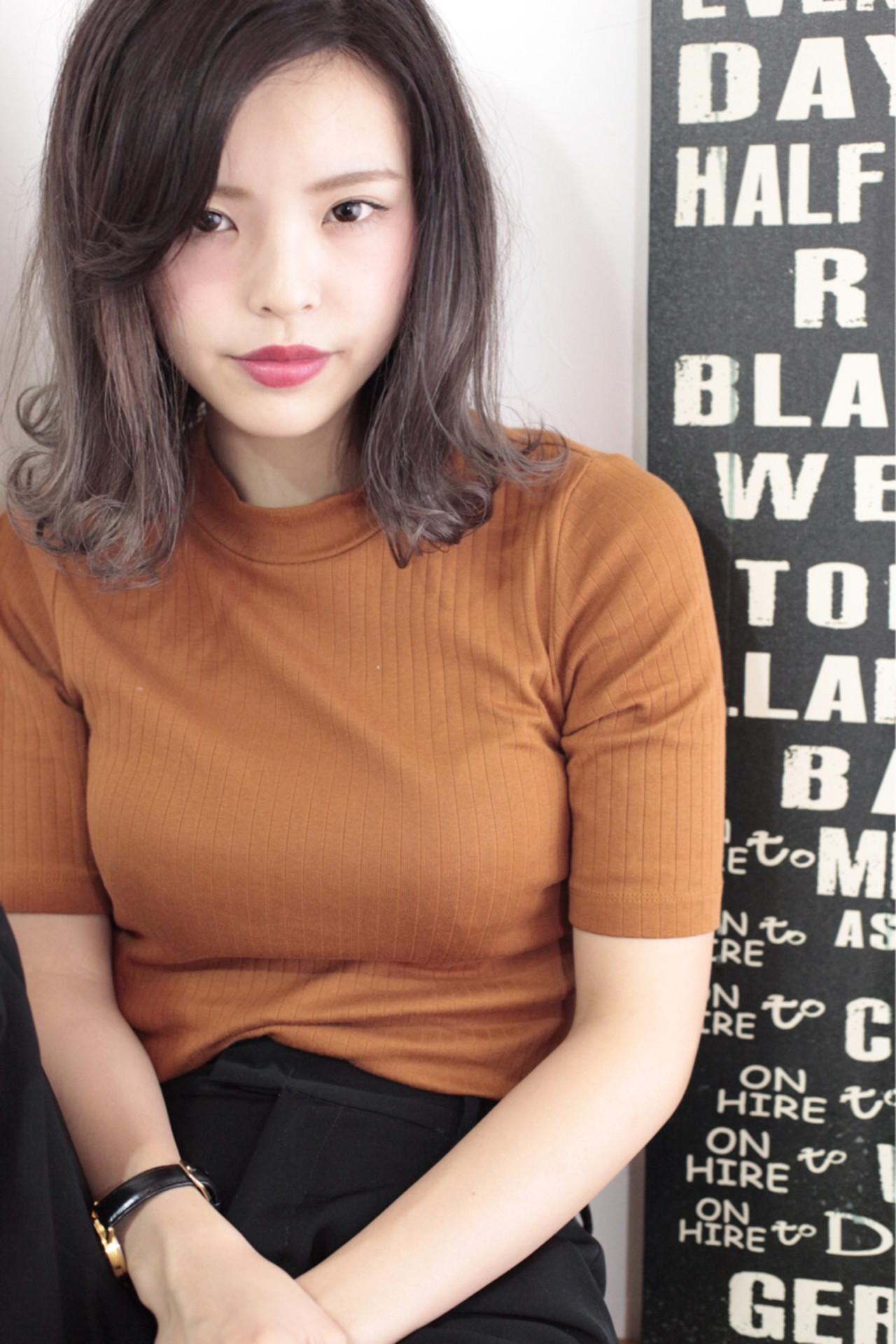 色気・髪型