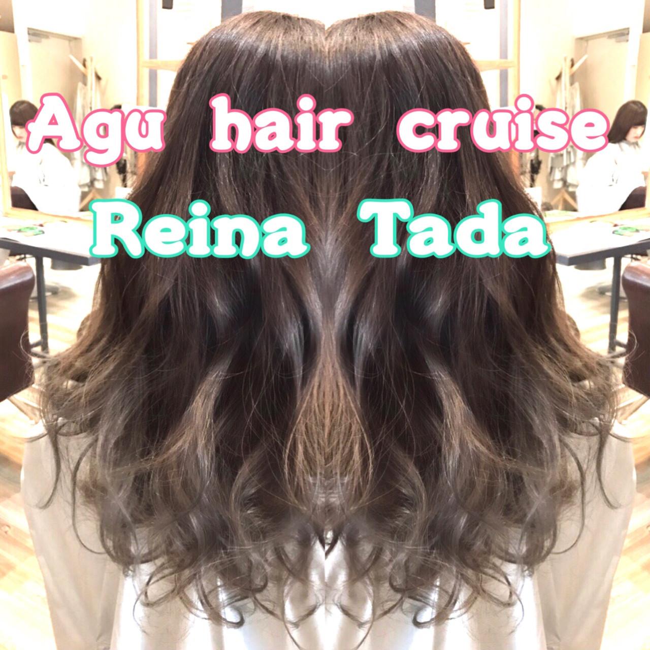 外国人風 フェミニン 外国人風カラー 抜け感ヘアスタイルや髪型の写真・画像