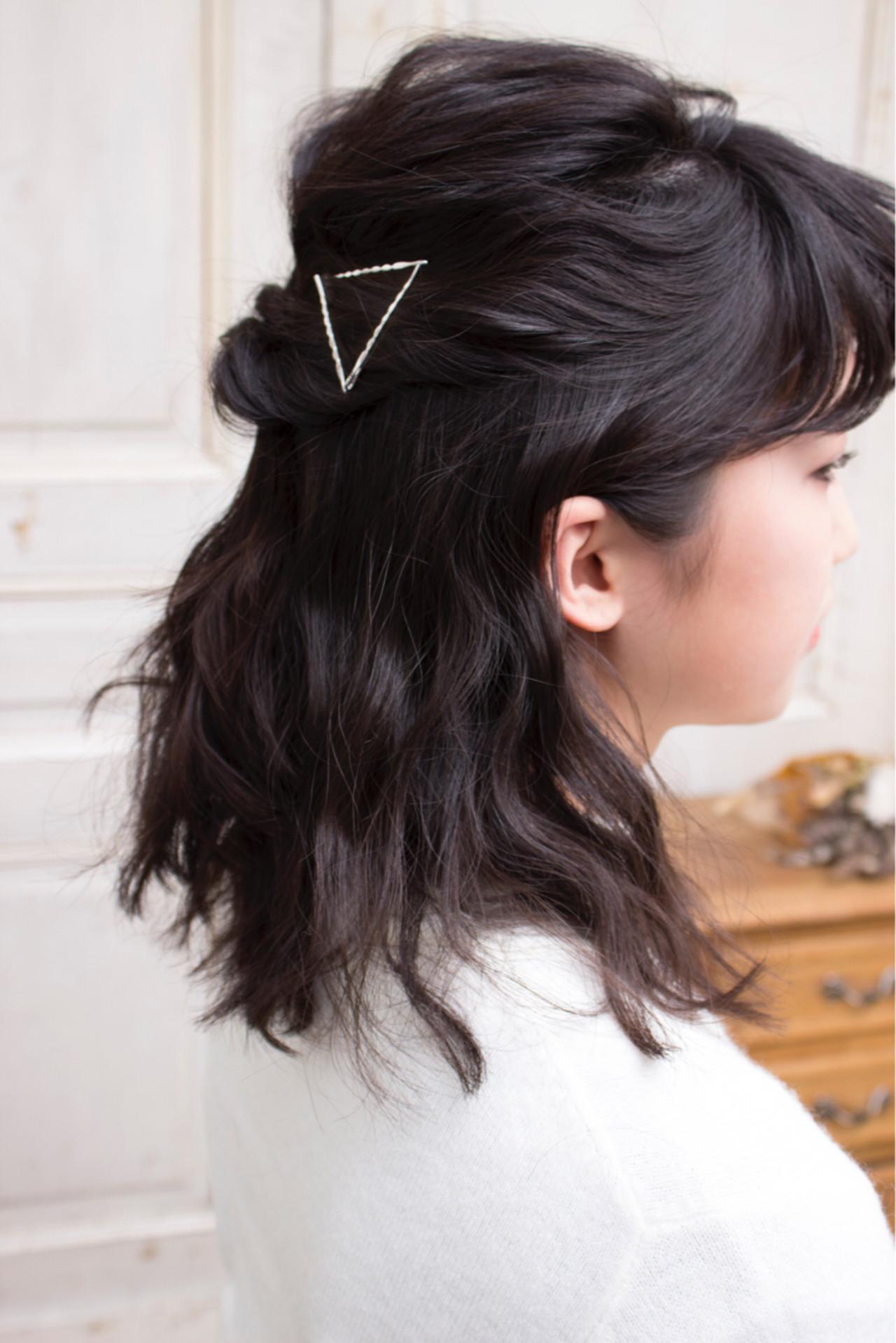 黒髪×パーマで作る媚びない夏の大人女子特集♡ ケンタロウ