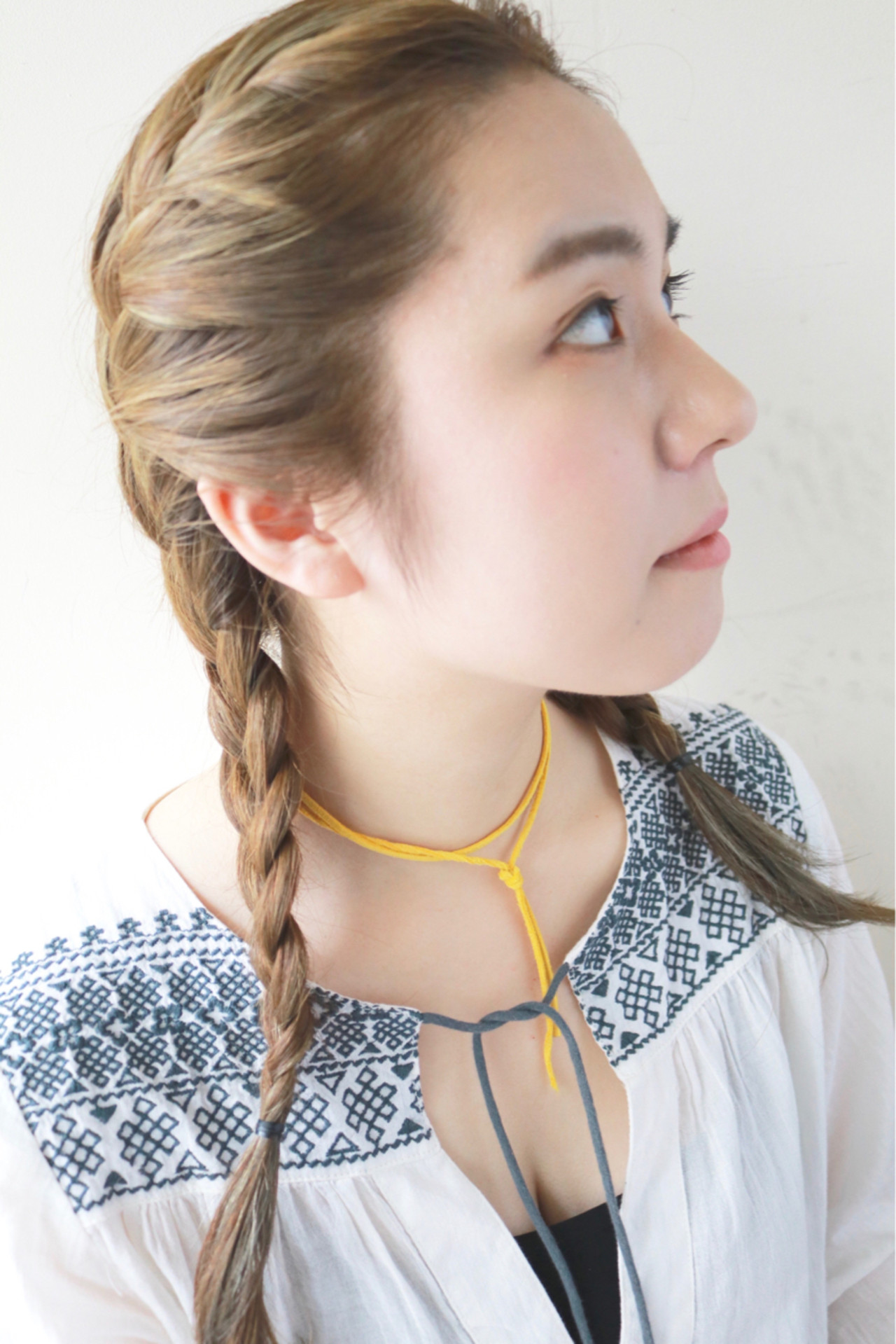 好印象をGETしたい!初心者でもできる前髪ヘアアレンジ chiaki / magnet hair