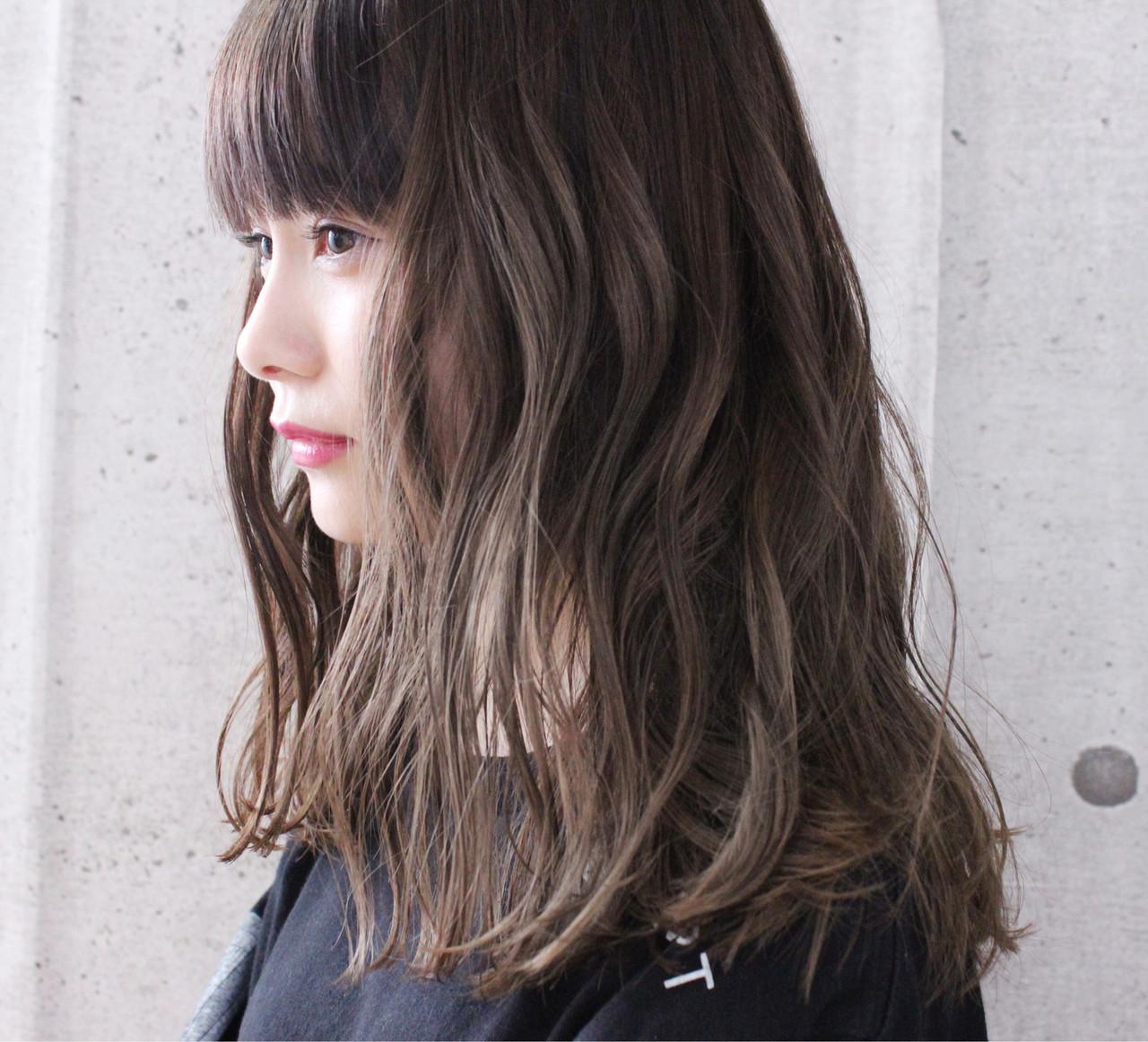 大人かわいい 外国人風 ナチュラル ヘアアレンジ ヘアスタイルや髪型の写真・画像 | 上田智久 / ooit 福岡 天神 / ooit
