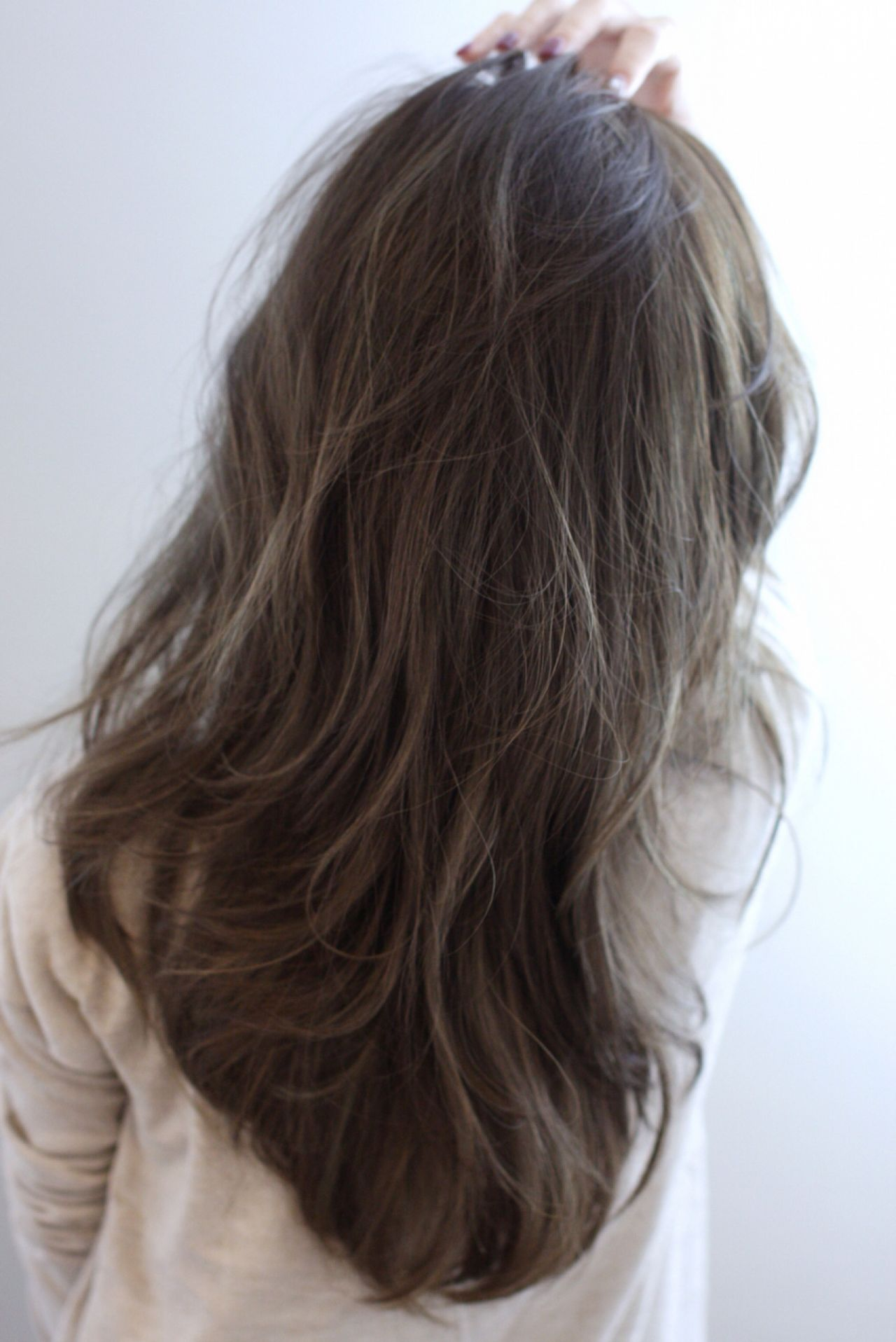 大注目の暗髪×グラデーションまとめ♡ポイントは毛先とハイライト Still Life