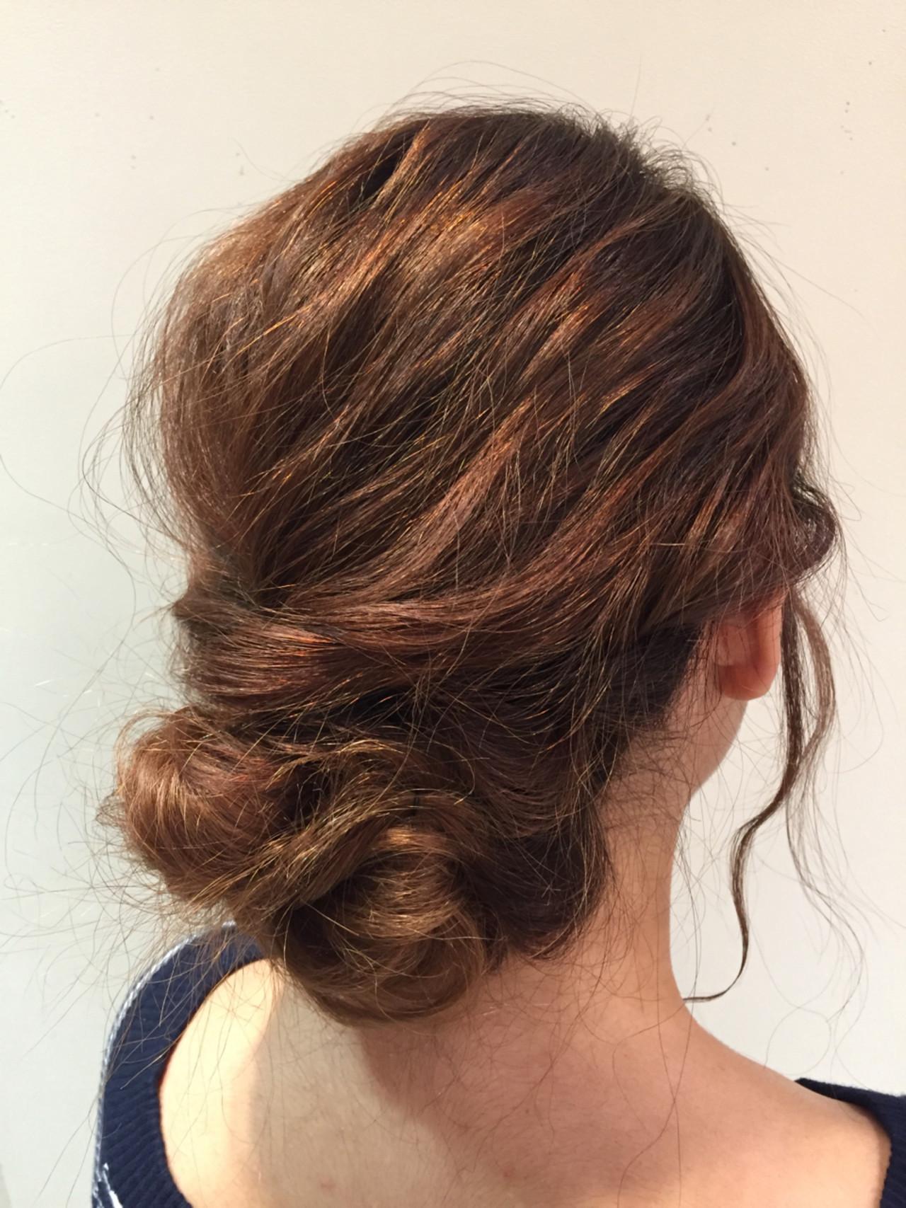 結婚式 エレガント 上品 ロング ヘアスタイルや髪型の写真・画像 | 酒井麻由加 / reginalore