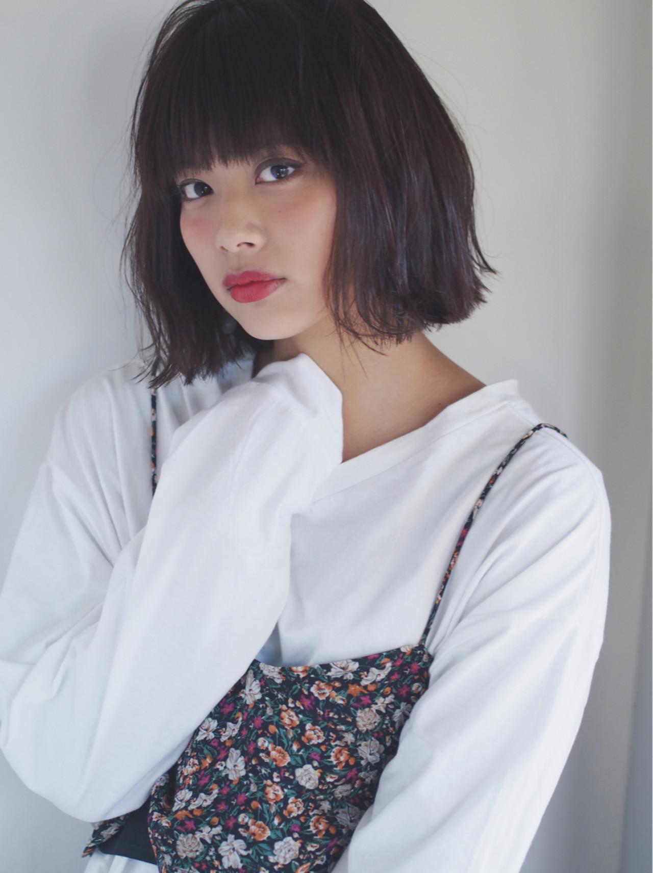 ナチュラル ゆるふわ 外国人風 前髪あり ヘアスタイルや髪型の写真・画像 | Natsuko Kodama 児玉奈都子 / dydi