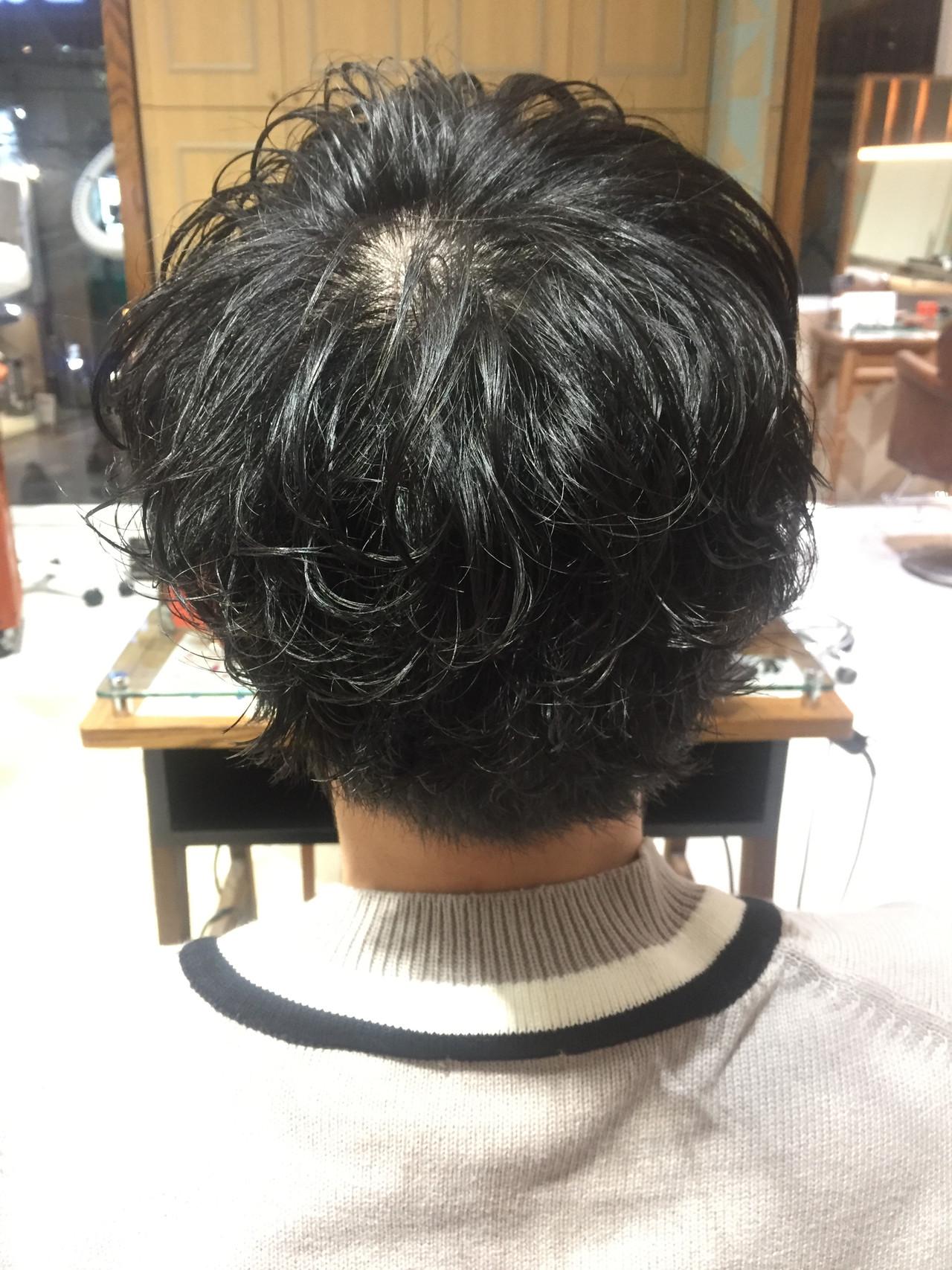刈り上げ メンズ ショート ツーブロックヘアスタイルや髪型の写真・画像