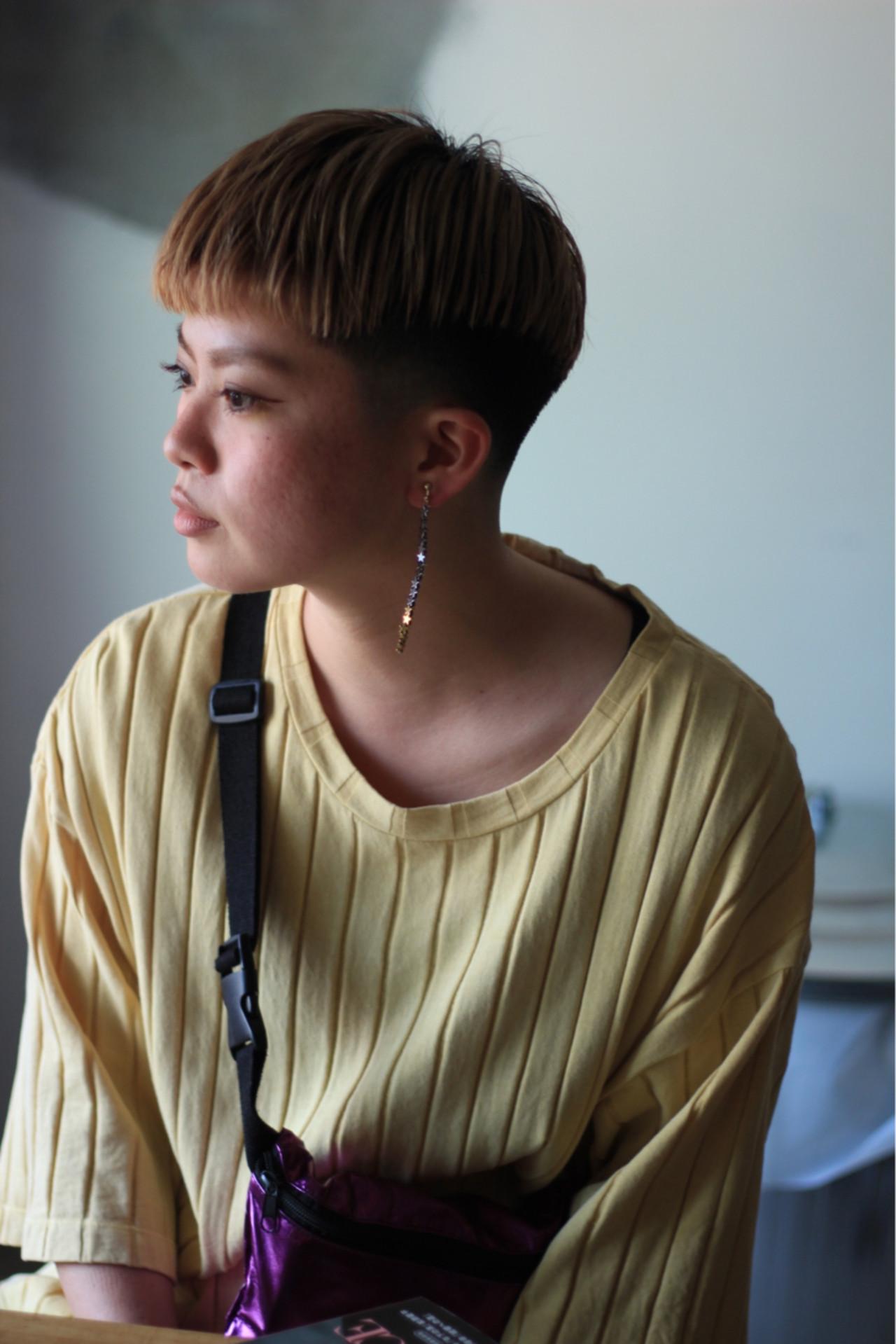 ショート ストリート スポーツ 外国人風 ヘアスタイルや髪型の写真・画像 | 馬渡 次郎 / corsair