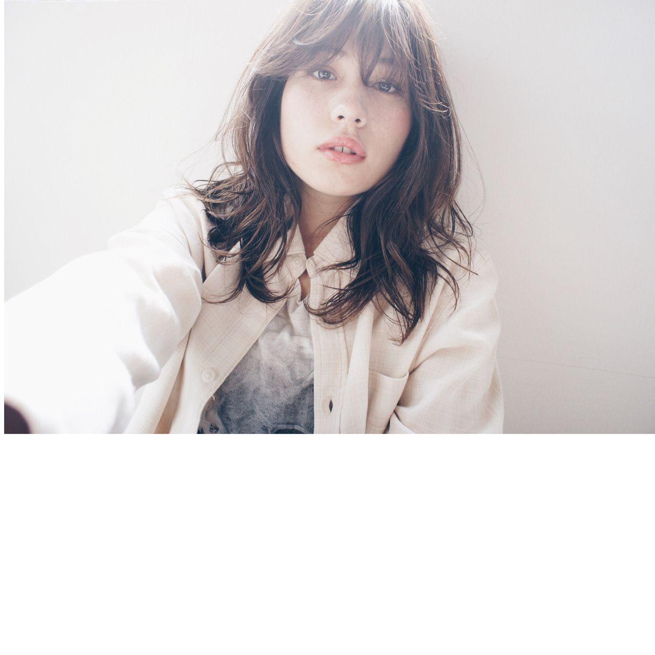 あなたならどれを選ぶ?春の前髪大特集☆ YAMASHITA / nanuk