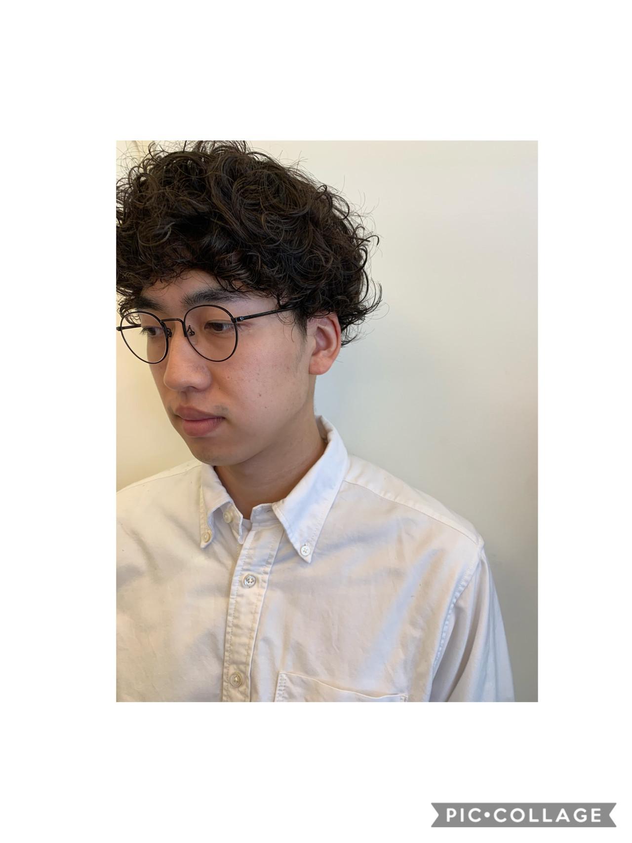 モード メンズカット メンズヘア メンズ ヘアスタイルや髪型の写真・画像 | 飯島 直彬 / SEES HAIR