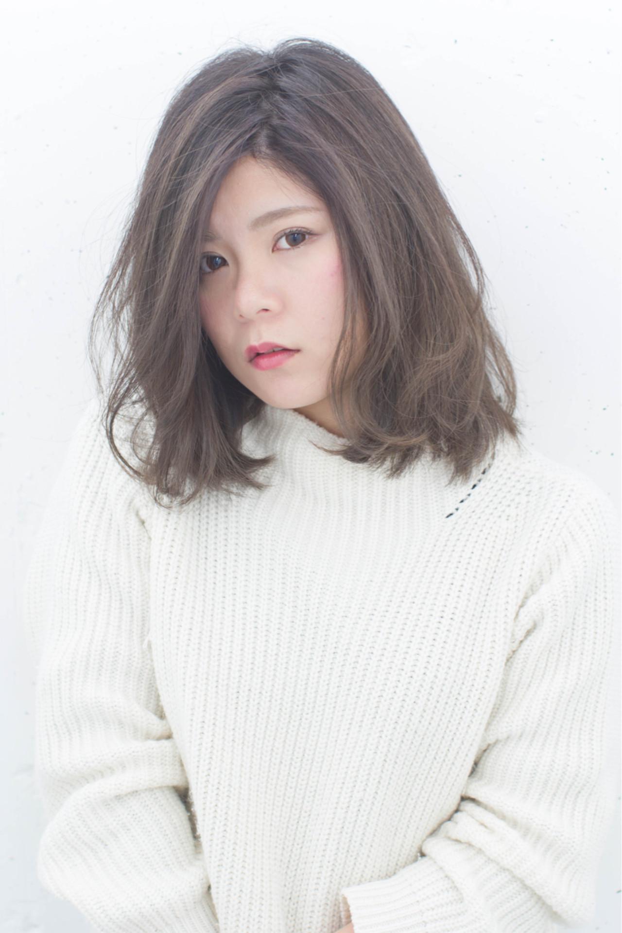 グラデーションカラー 暗髪 ボブ 外国人風 ヘアスタイルや髪型の写真・画像   長谷川 聖太 / sowi hair design  (ソーイ)