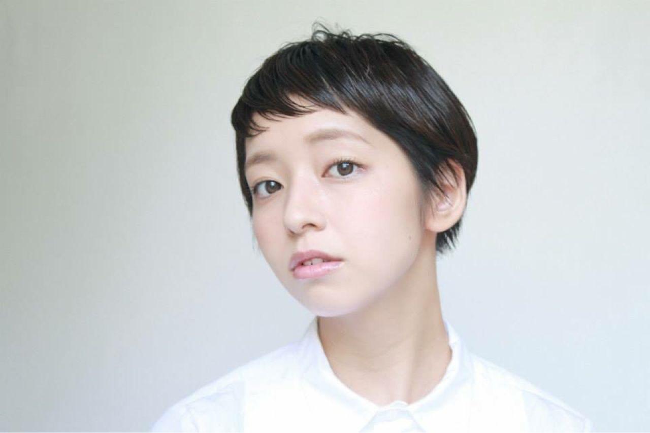 知らなかった?実はオンナ度が高い、魅惑の黒髪ベリーショート♡ ナカワタセ マサミチ / Michel