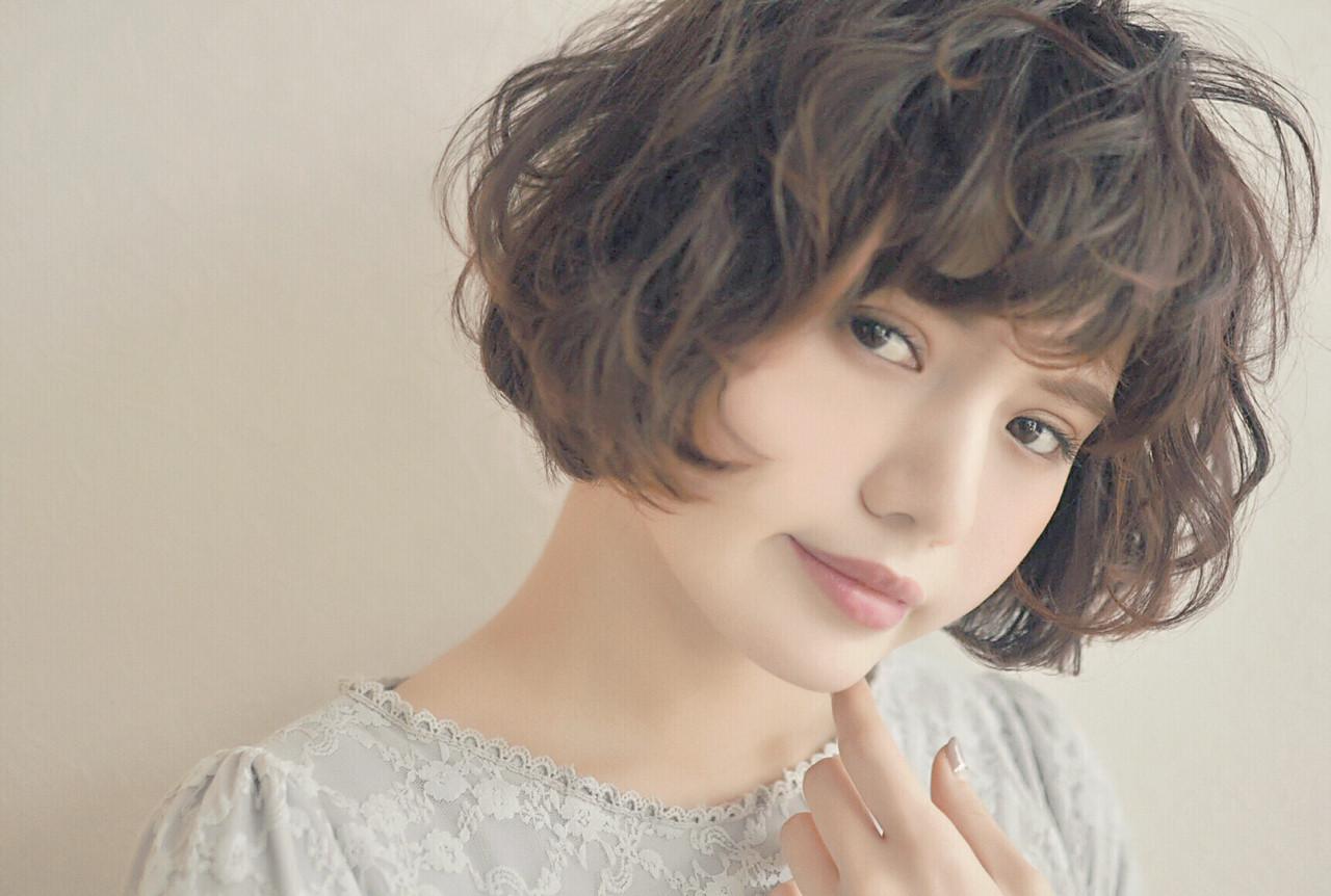 かわいい 暗髪 モテ髪 ボブ ヘアスタイルや髪型の写真・画像 | 槌田美希 インスタ➡︎MIKI_TSUCHIDA / DIFINOakasaka
