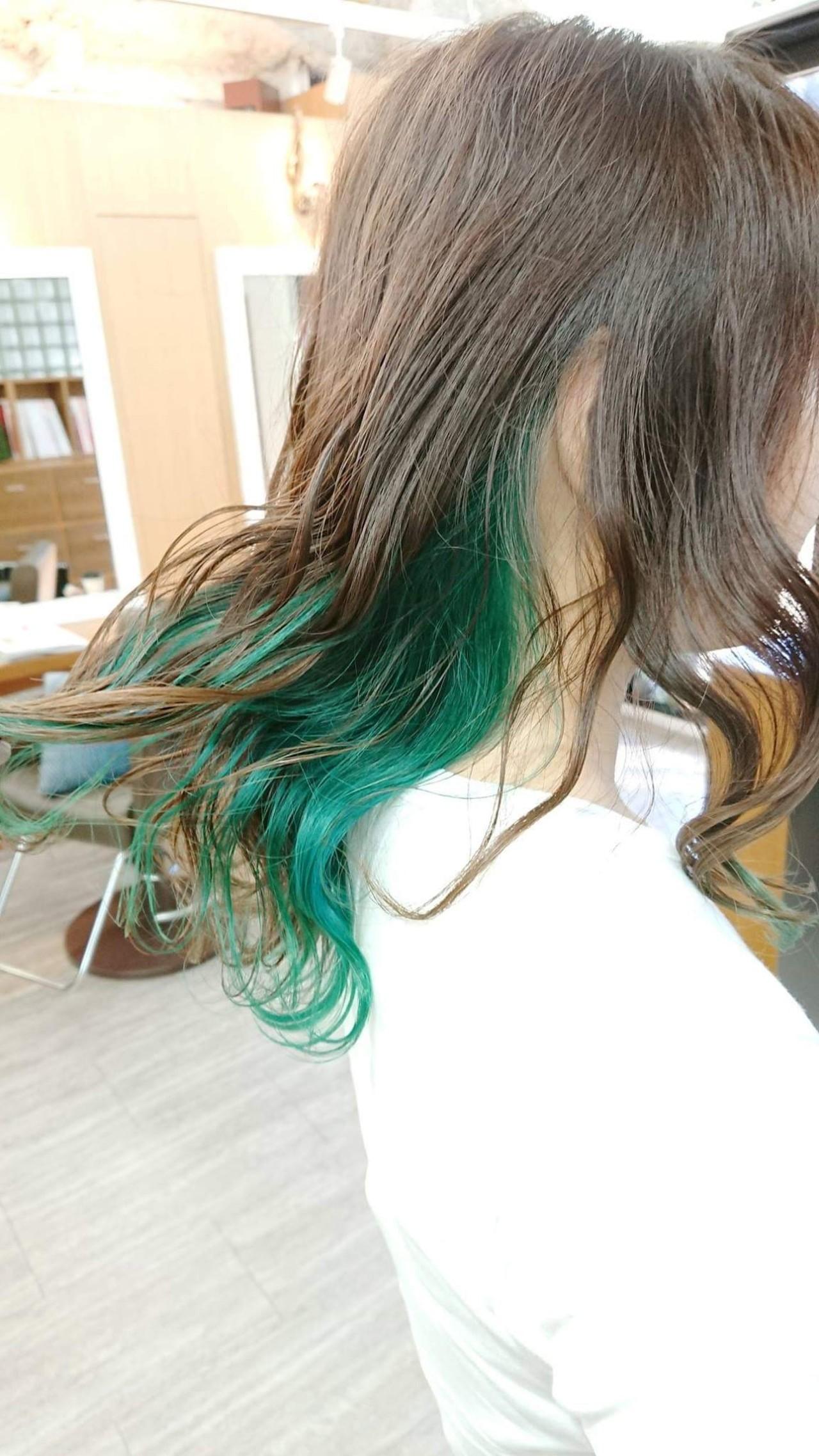 ミディアム ストリート ヘアスタイルや髪型の写真・画像   MATSUDA / HAIR DERA'S 中央通り店