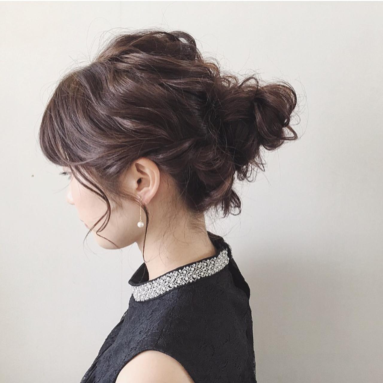 3分でワンランク上のオシャレママさんに!忙しい人のためのヘアアレンジ特集。 tomoya tamada / Freelance_hairmake