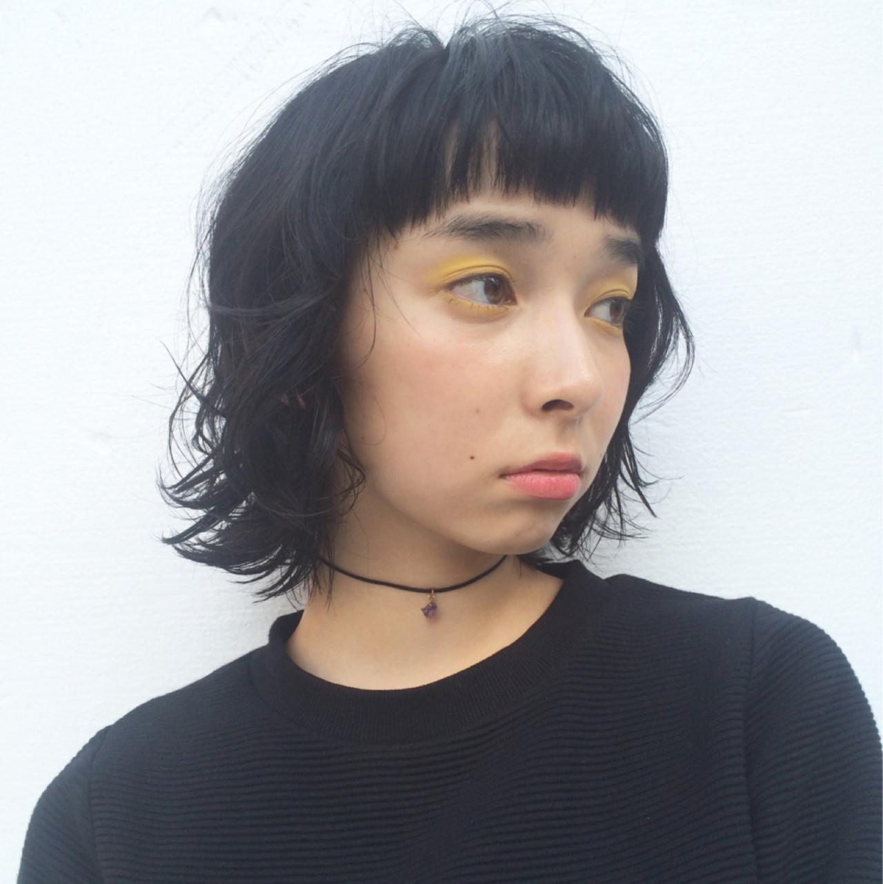 大人女子が取り入れるマッシュウルフ♡自分らしさが発見できる大人の魅力ヘアー! 柳絵美子