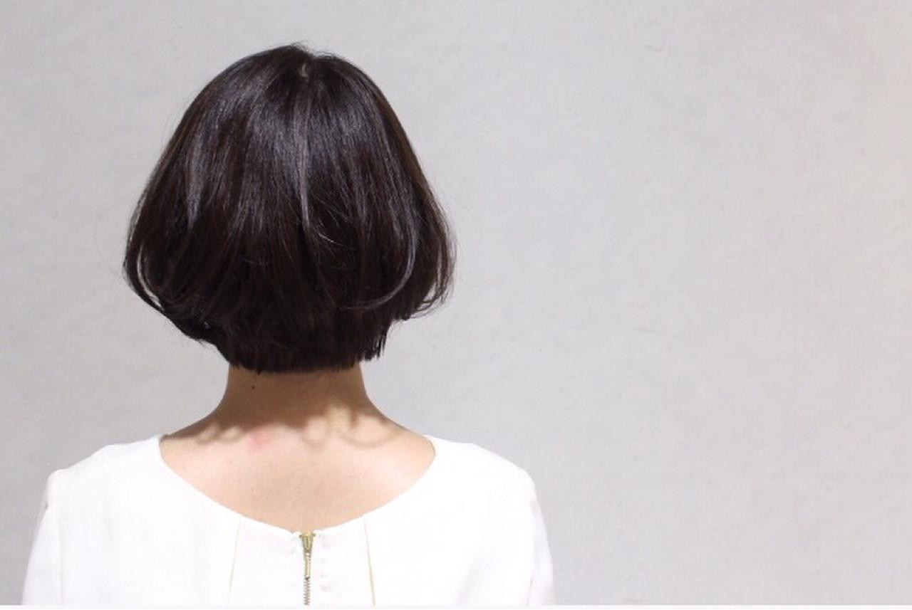大人かわいい ゆるふわ ボブ ナチュラル ヘアスタイルや髪型の写真・画像 | 伊藤 貴昭 / CACINA  カシナ