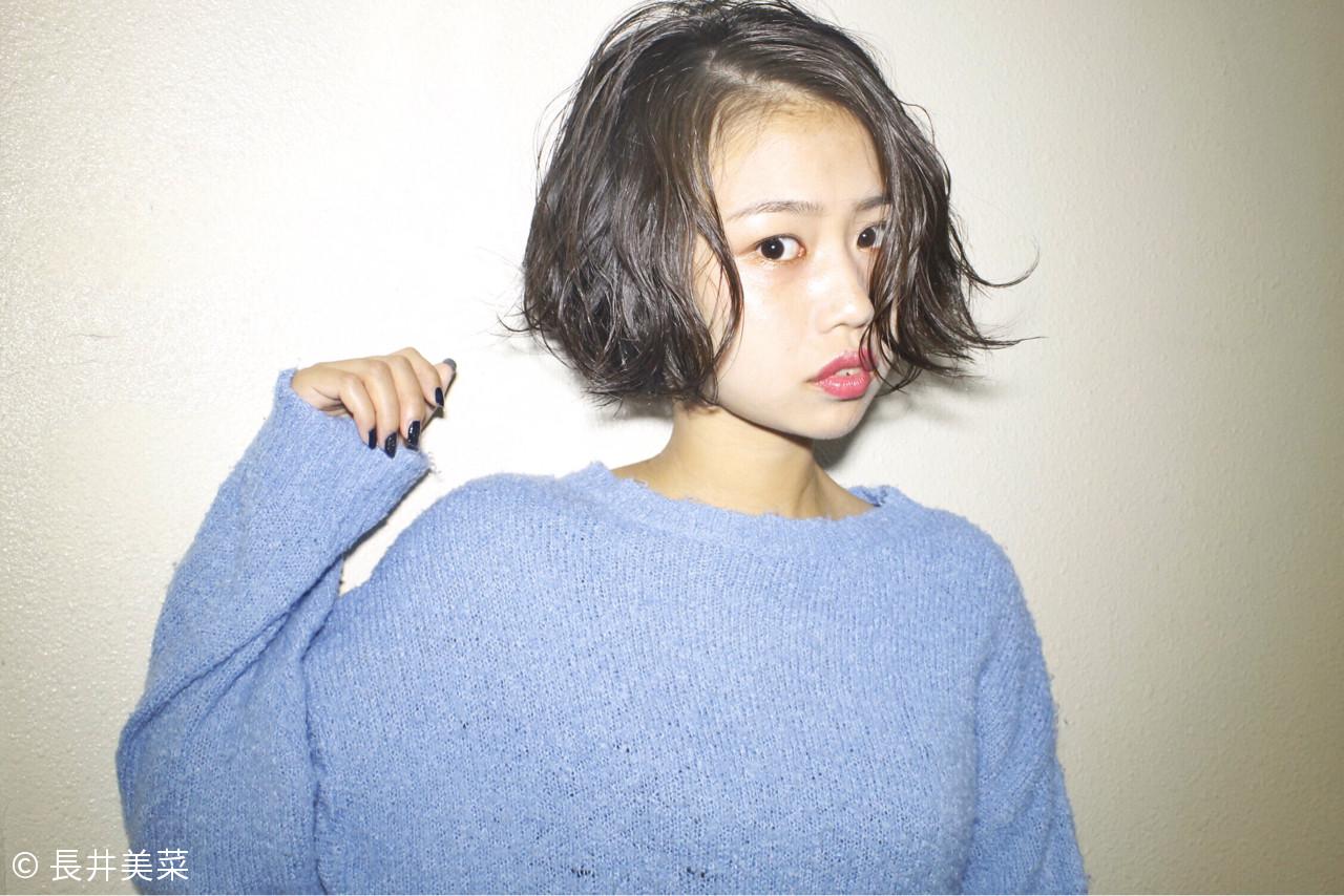 男女で相違!?男性が推したい女性のモテ髪スタイル10選 長井美菜