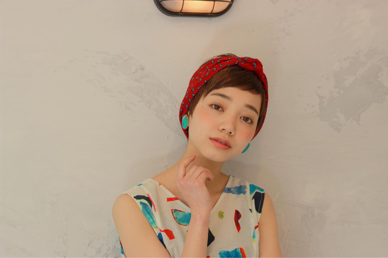 可愛いはショートで作るのが今どき♡ショートヘアまとめ miki takami
