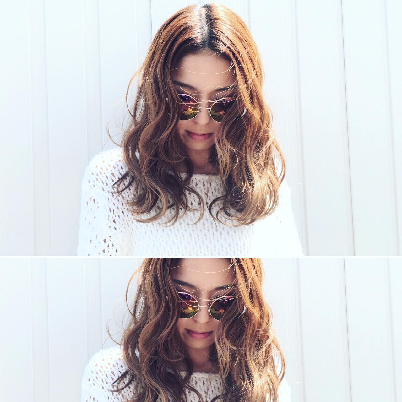 最高に可愛く思い出に残る♡潮風に負けない、海にぴったりのヘアカタログ。 ryota kuwamura / hair make Full throttle