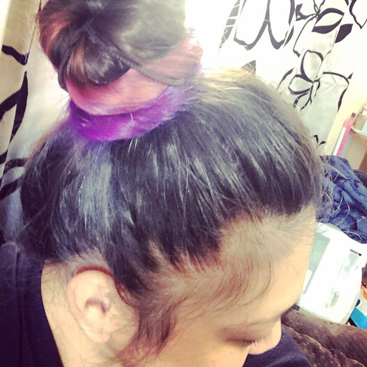 モテ髪 ナチュラル ストリート セミロング ヘアスタイルや髪型の写真・画像 | Dara-krung de Guzman /