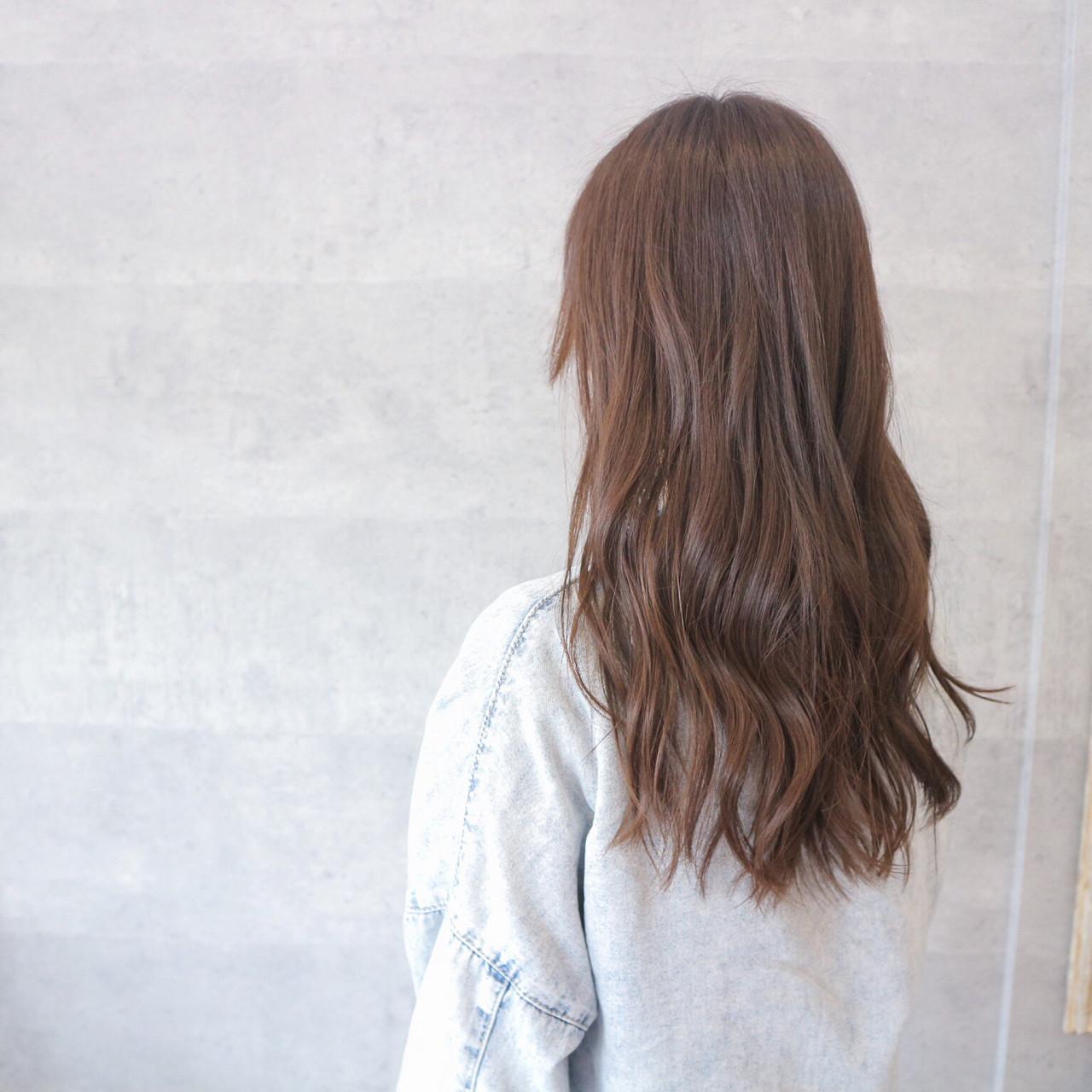 グレージュ こなれ感 リラックス ナチュラル ヘアスタイルや髪型の写真・画像   桑村亮太/CALIF hair store / 函館/CALIF hair store/キャリフ ヘアストア