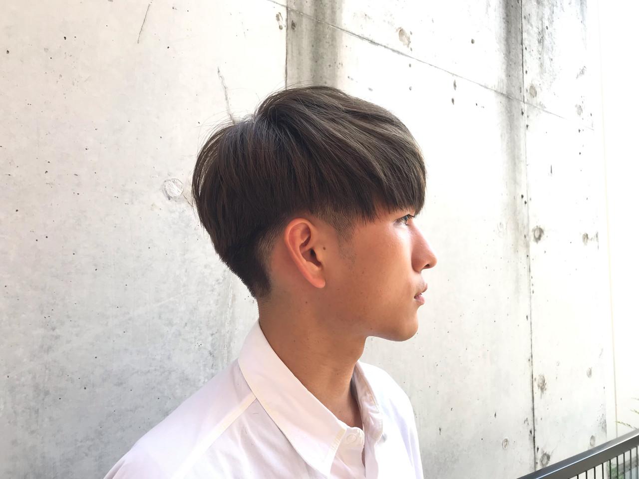 スポーツ メンズカラー ショート メンズショート ヘアスタイルや髪型の写真・画像 | affect・Misuzu / affect
