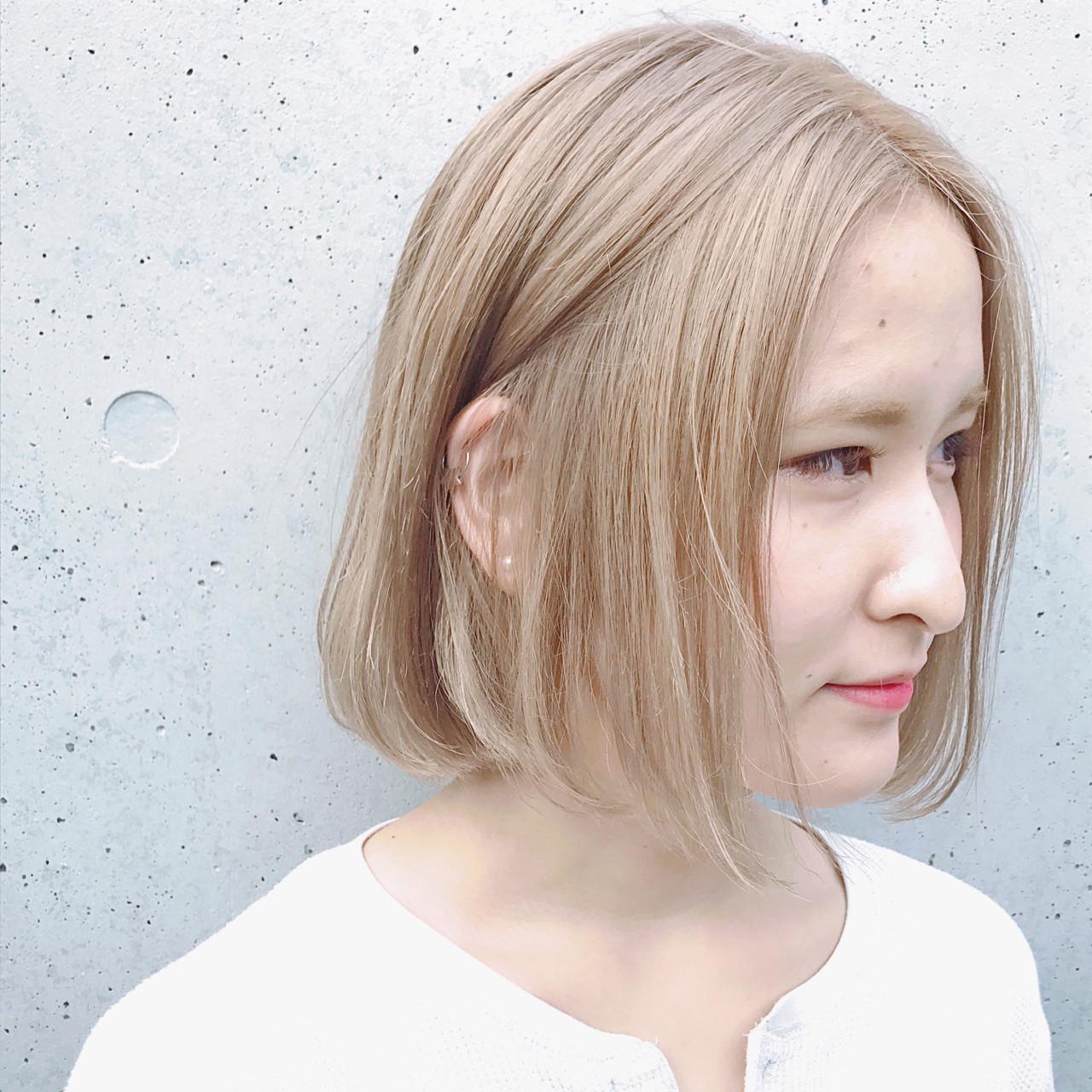 大人女子 色気 ハイライト ガーリー ヘアスタイルや髪型の写真・画像 | 熊谷 公亮 / Fits core