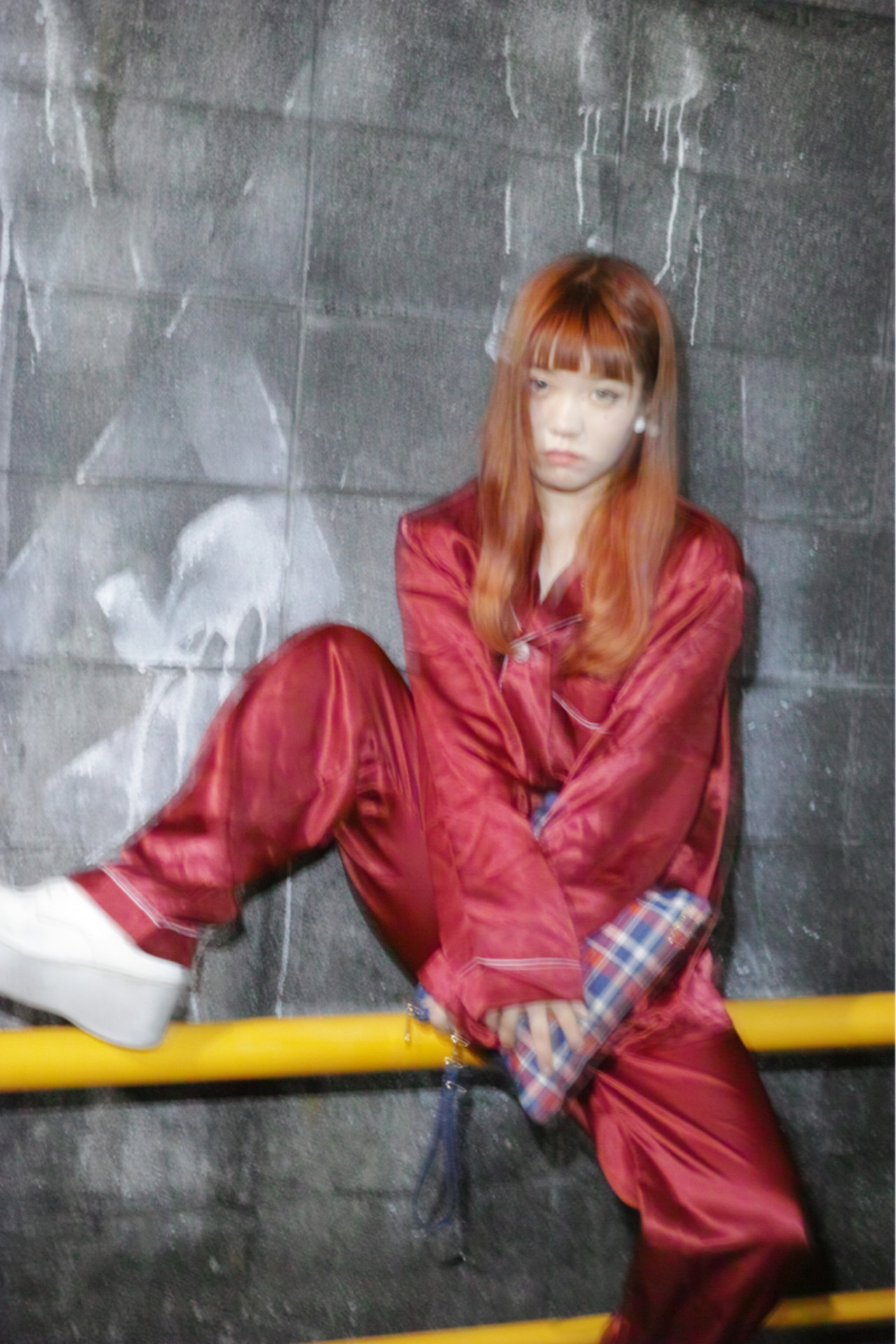 デート カッパー 艶髪 ガーリー ヘアスタイルや髪型の写真・画像 | カラーリスト・YuuKi Sekimoto / wherever