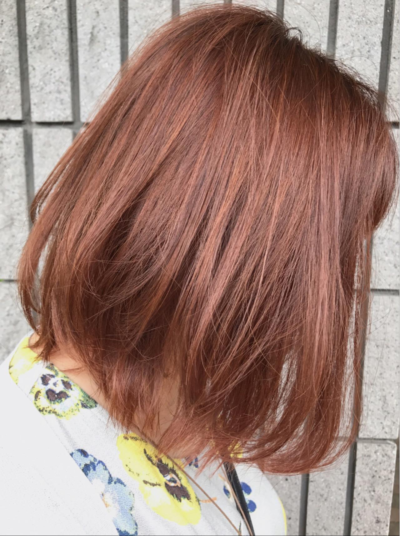 女子会 ガーリー リラックス バレイヤージュ ヘアスタイルや髪型の写真・画像 | 中山俊一 / valucetiri