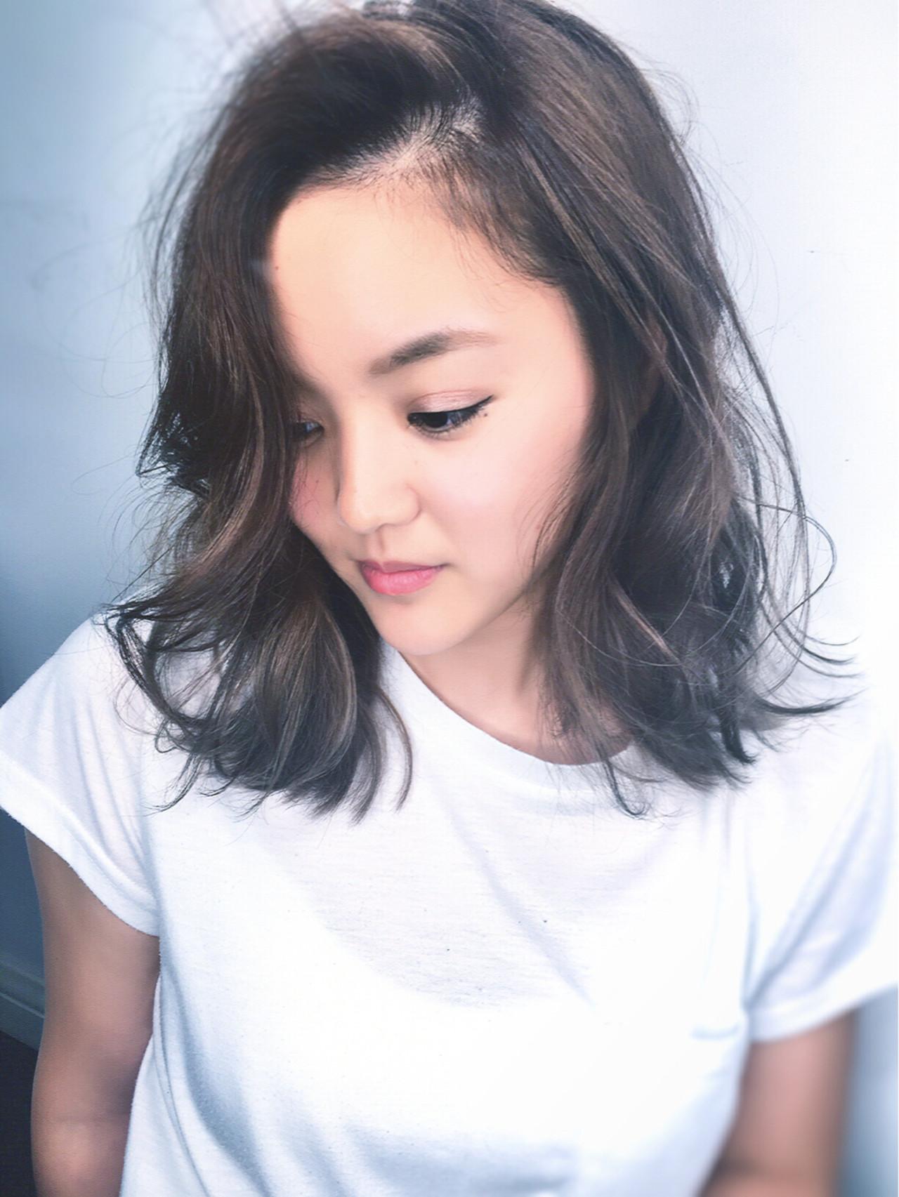 デート ナチュラル パーマ 女子会ヘアスタイルや髪型の写真・画像