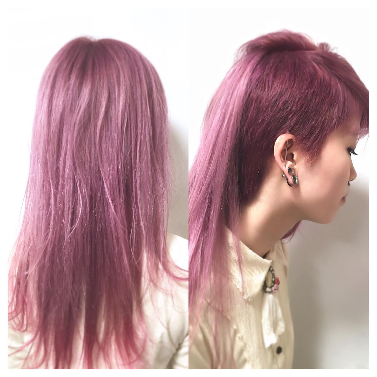 ぶれないオシャレを楽しみたい!ハイセンスな派手髪カタログ。 Daichi shimazu / Spica