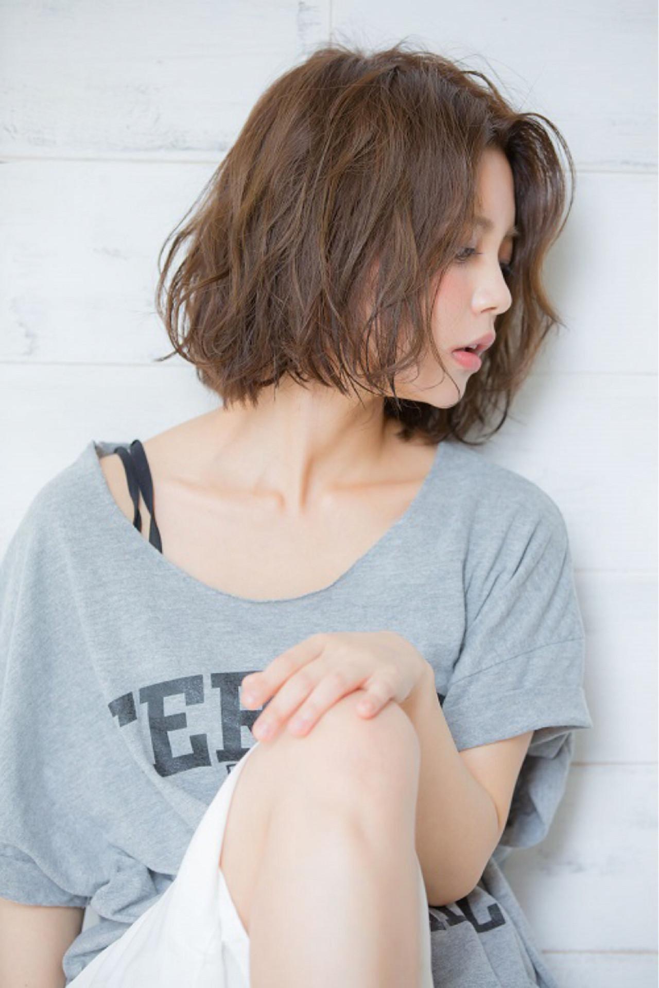 愛され女子のヘアスタイル♡みんなが選んだボブヘアTOP10! 眞鳥康史/joemi by Un ami