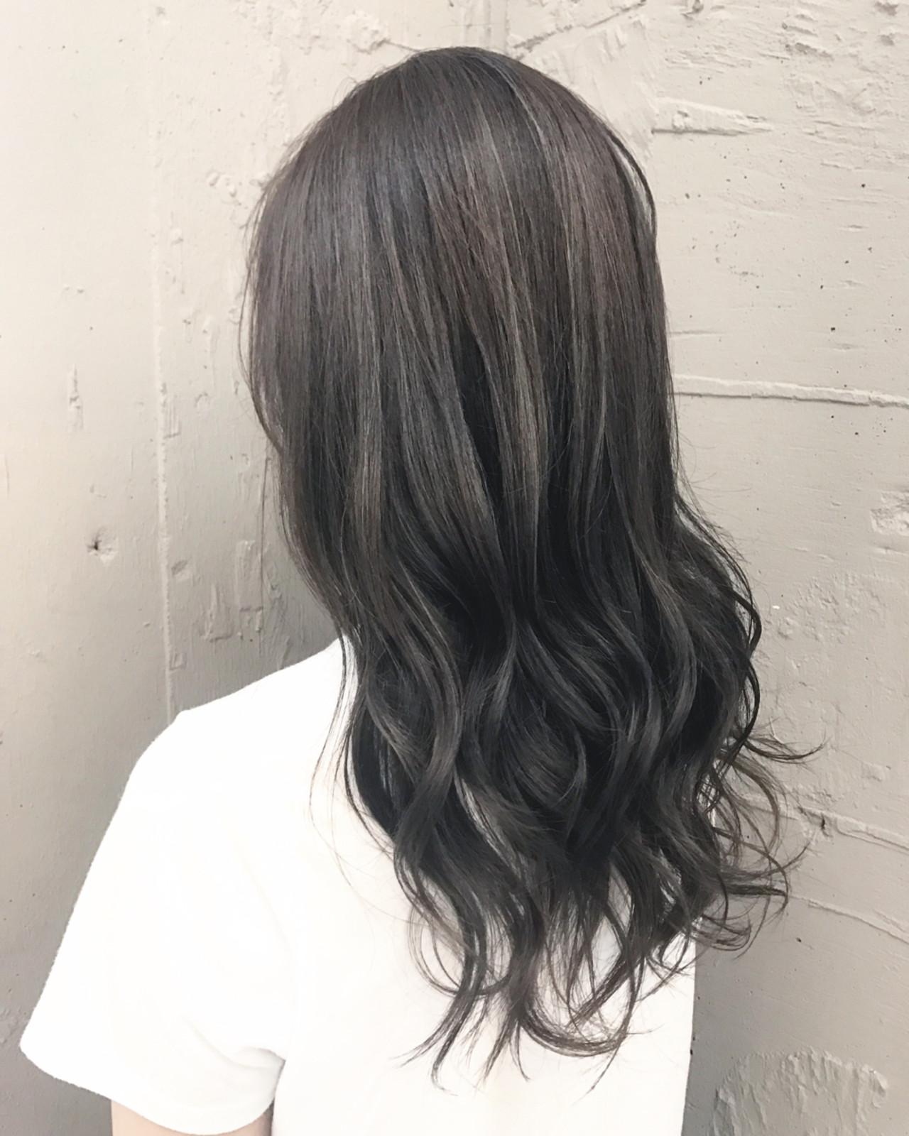 ロング ヘアアレンジ ナチュラル 簡単ヘアアレンジヘアスタイルや髪型の写真・画像