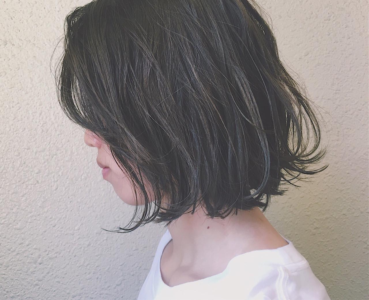 アッシュ 外国人風 暗髪 黒髪 ヘアスタイルや髪型の写真・画像   冨永 真太郎 / 人トナリ