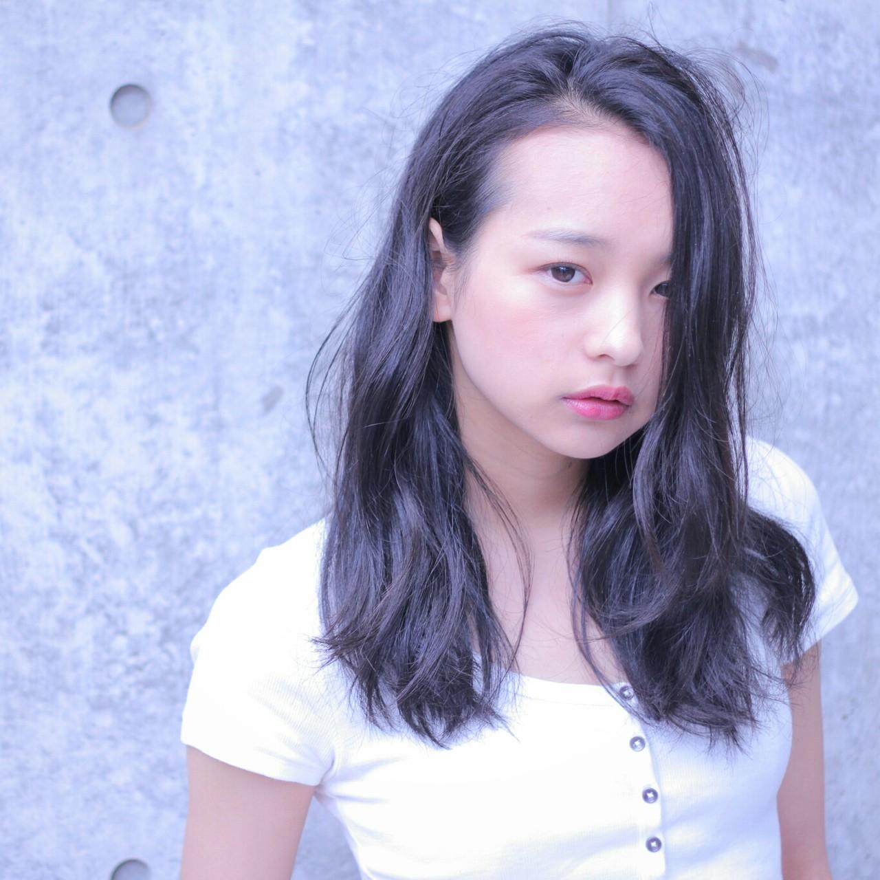 モテる黒髪はセミロングでしょ!清楚で可愛い黒髪セミロング10選! Wataru Maeda