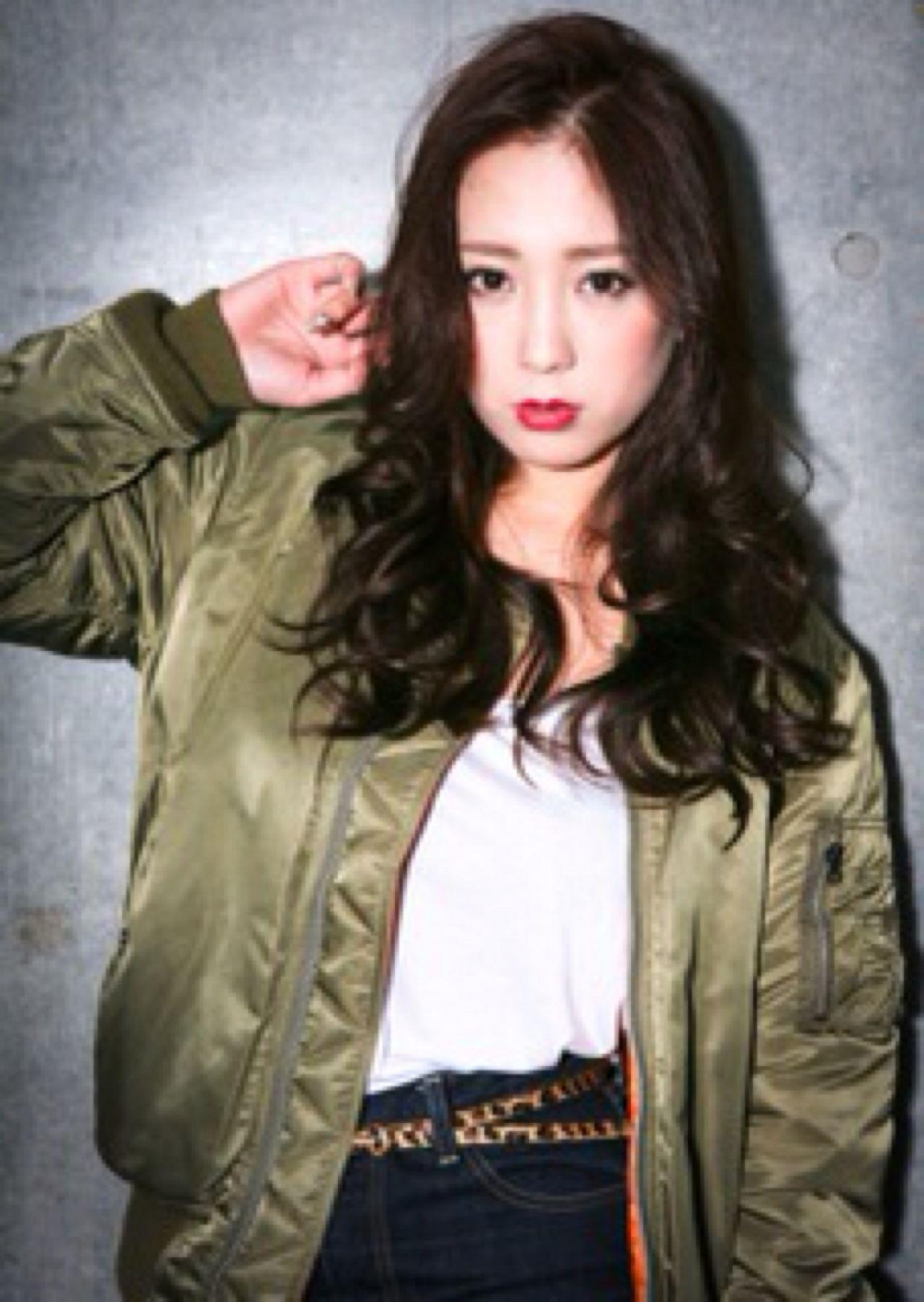 ストリート モード 暗髪 ロング ヘアスタイルや髪型の写真・画像 | RYO ARTISM / ARTISM Tokyo