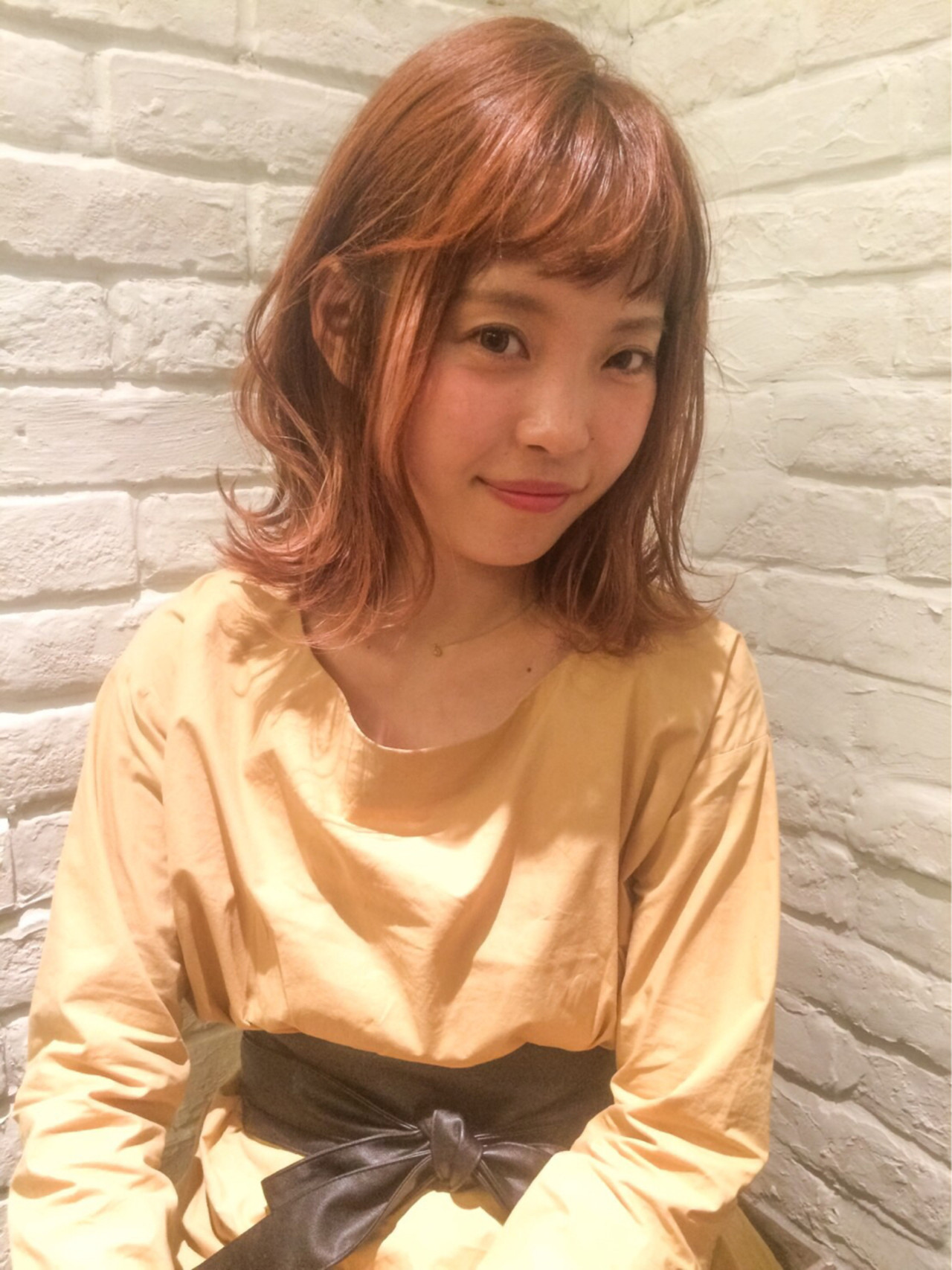 色気 ゆるふわ アッシュ ヘアアレンジ ヘアスタイルや髪型の写真・画像 | yuka /