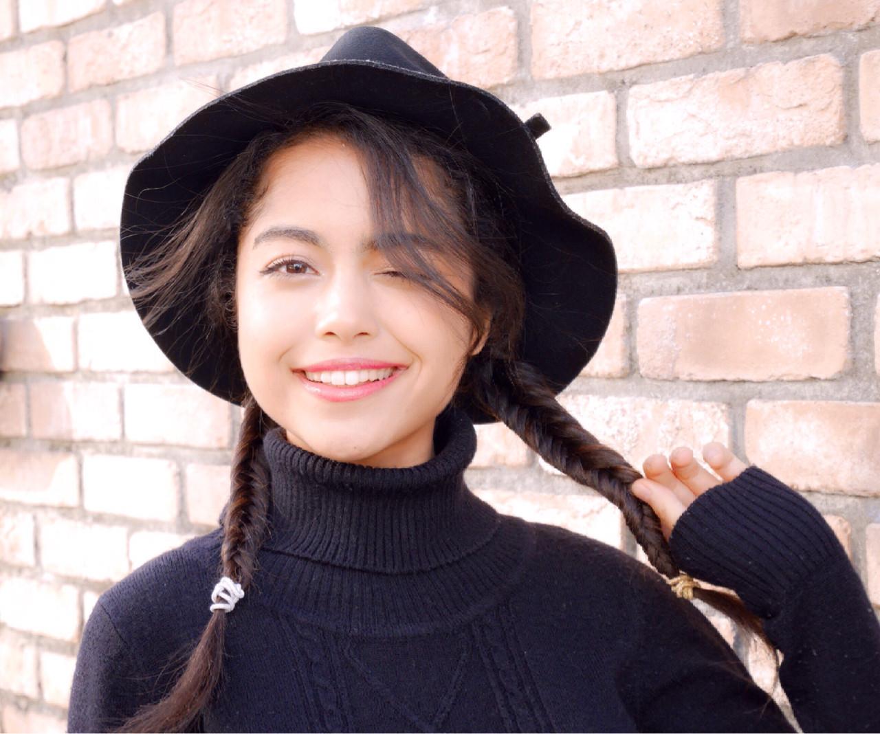 ショート ロング 外国人風 簡単ヘアアレンジ ヘアスタイルや髪型の写真・画像 | 山田 真由 / merkmal
