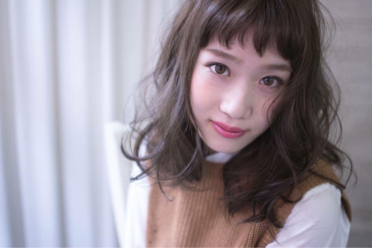 【VOCE11月号 Topics3】まだまだ人気のシースルーバング☆VOCE今月のオススメヘアスタイルは? 田渕 英和 / vicushair