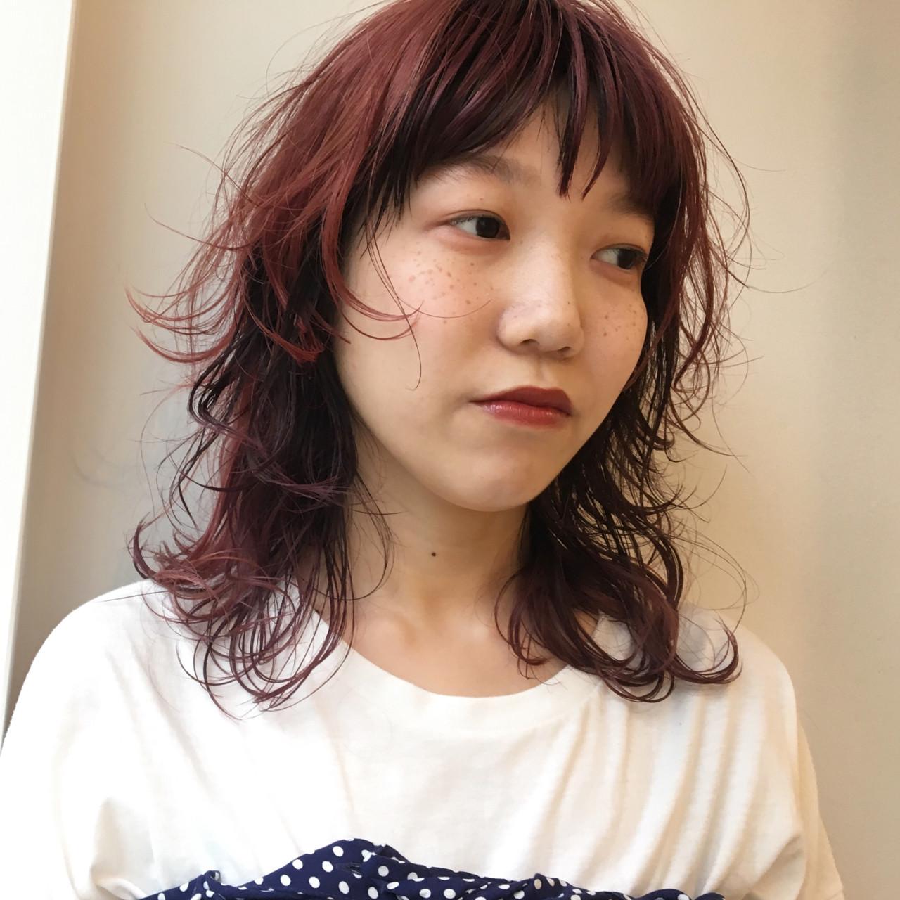 スポーツ ミディアム 簡単ヘアアレンジ アウトドア ヘアスタイルや髪型の写真・画像 | 斉藤傑 / lim+lim