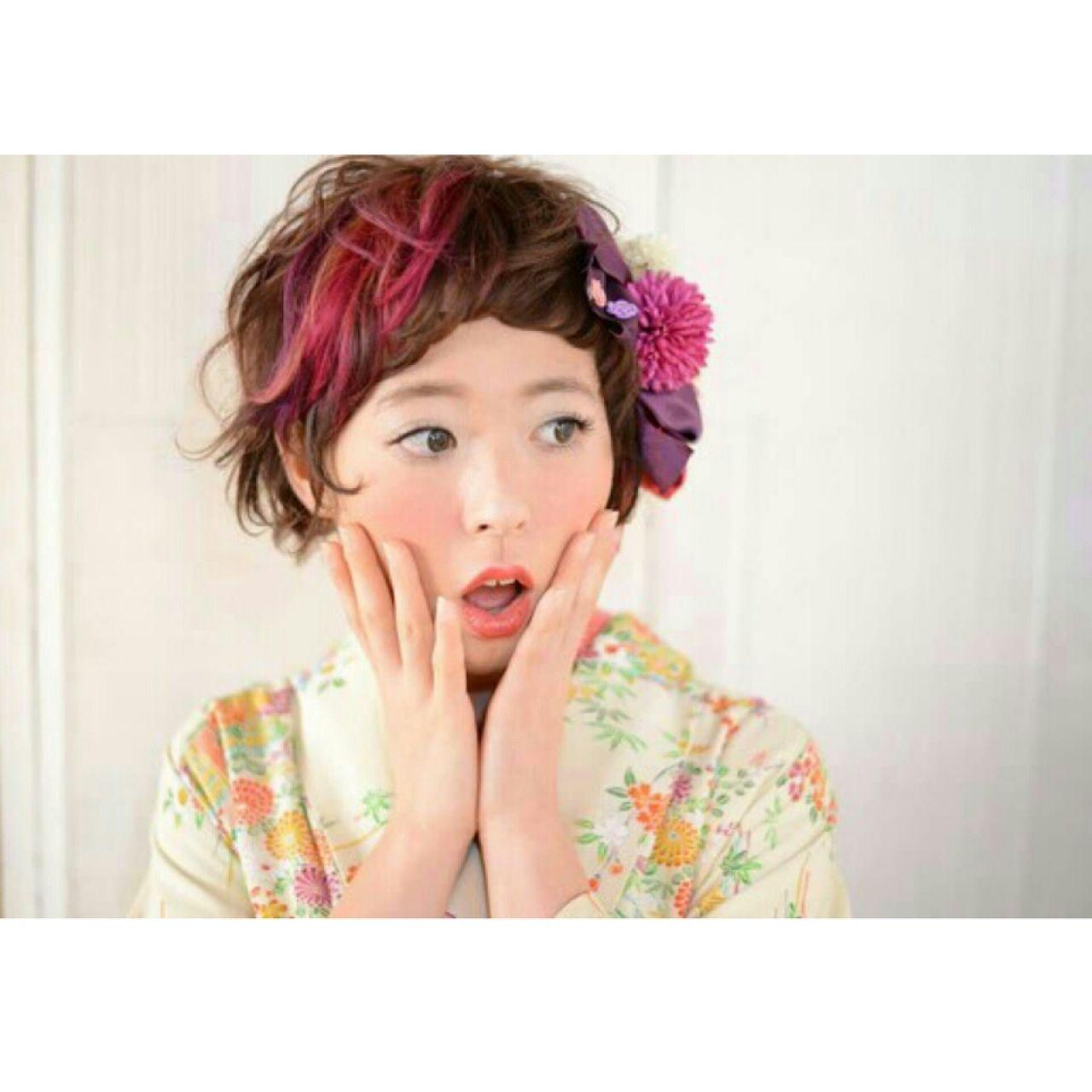 髪を傷ませずに染める方法?!セルフカラーで派手髪ちゃんに大変身♡ 長谷川 愛