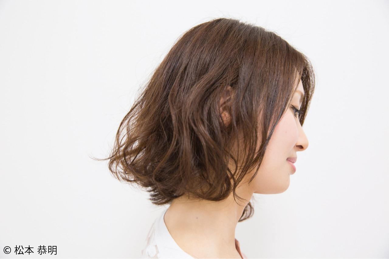 【ショートヘア向け】短くてもピッタリはまる!デジタルパーマスタイル 松本 恭明