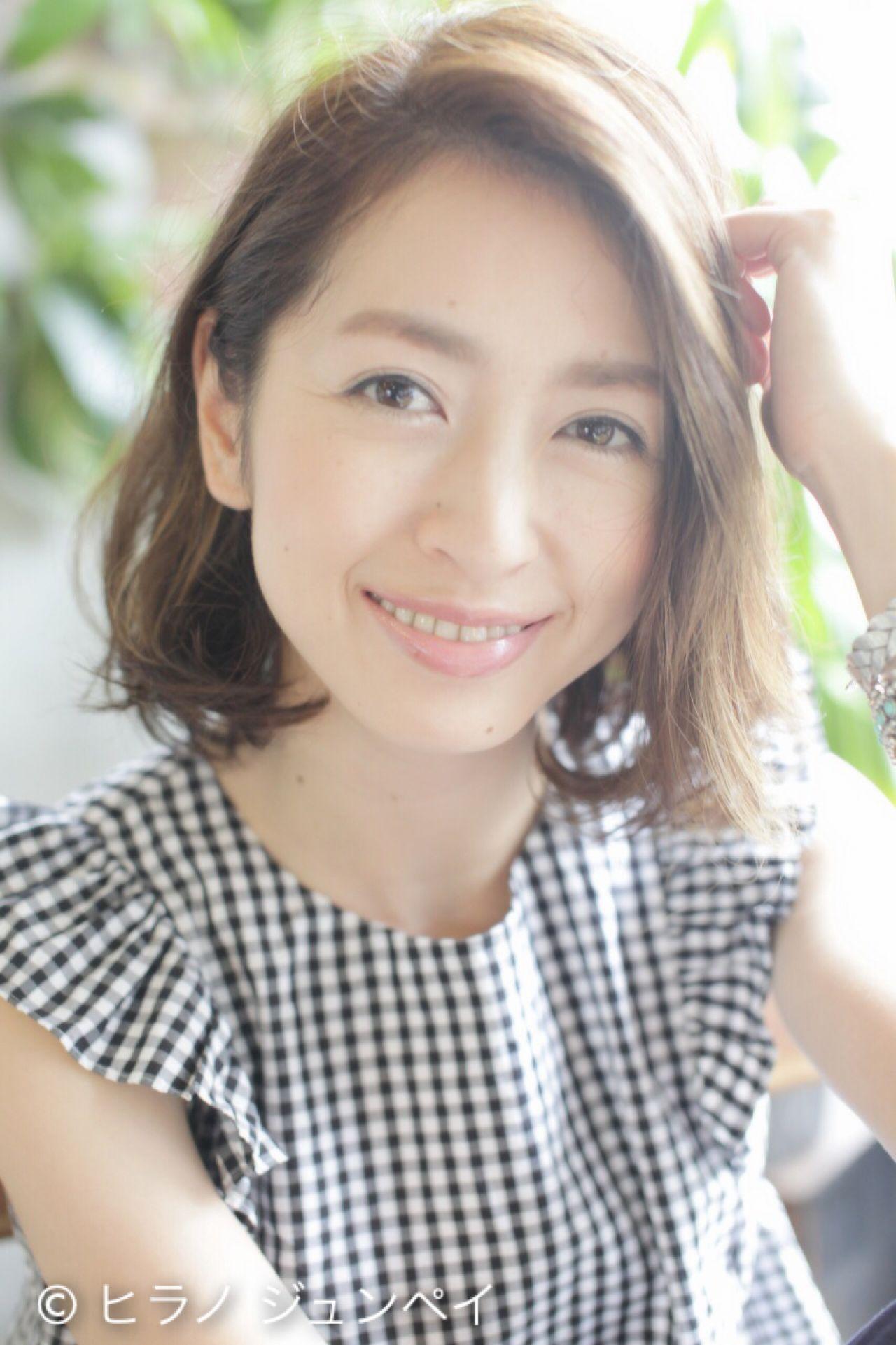 ママさんだってオシャレしたい!忙しくてもできるヘアスタイル・アレンジ特集☆ ヒラノ ジュンペイ / FAM